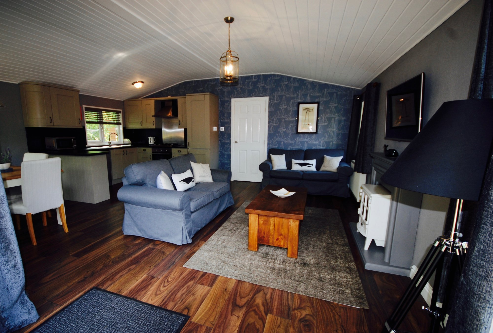 Bluewood Lodges
