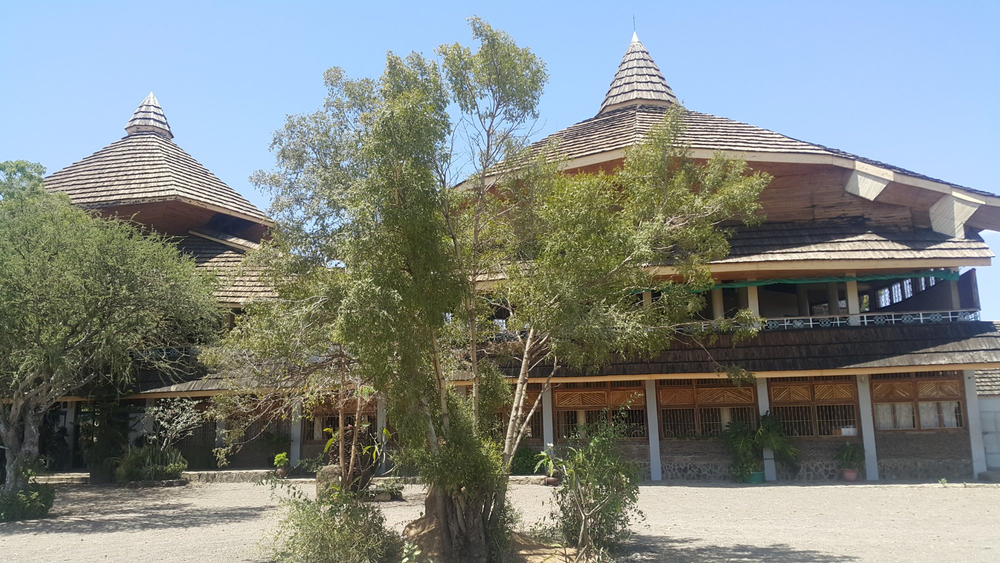 Soi Safari Lodge