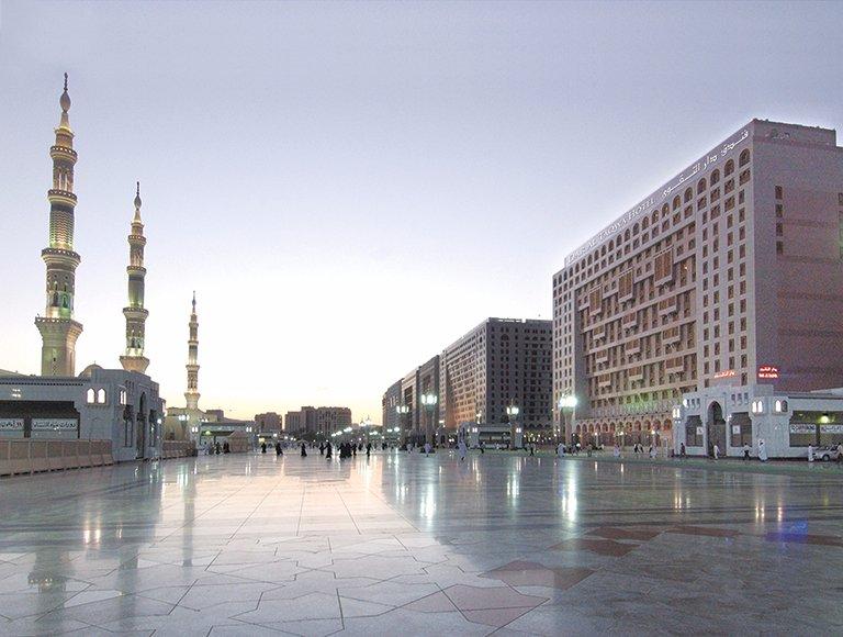 ダル アル タクワ ホテル