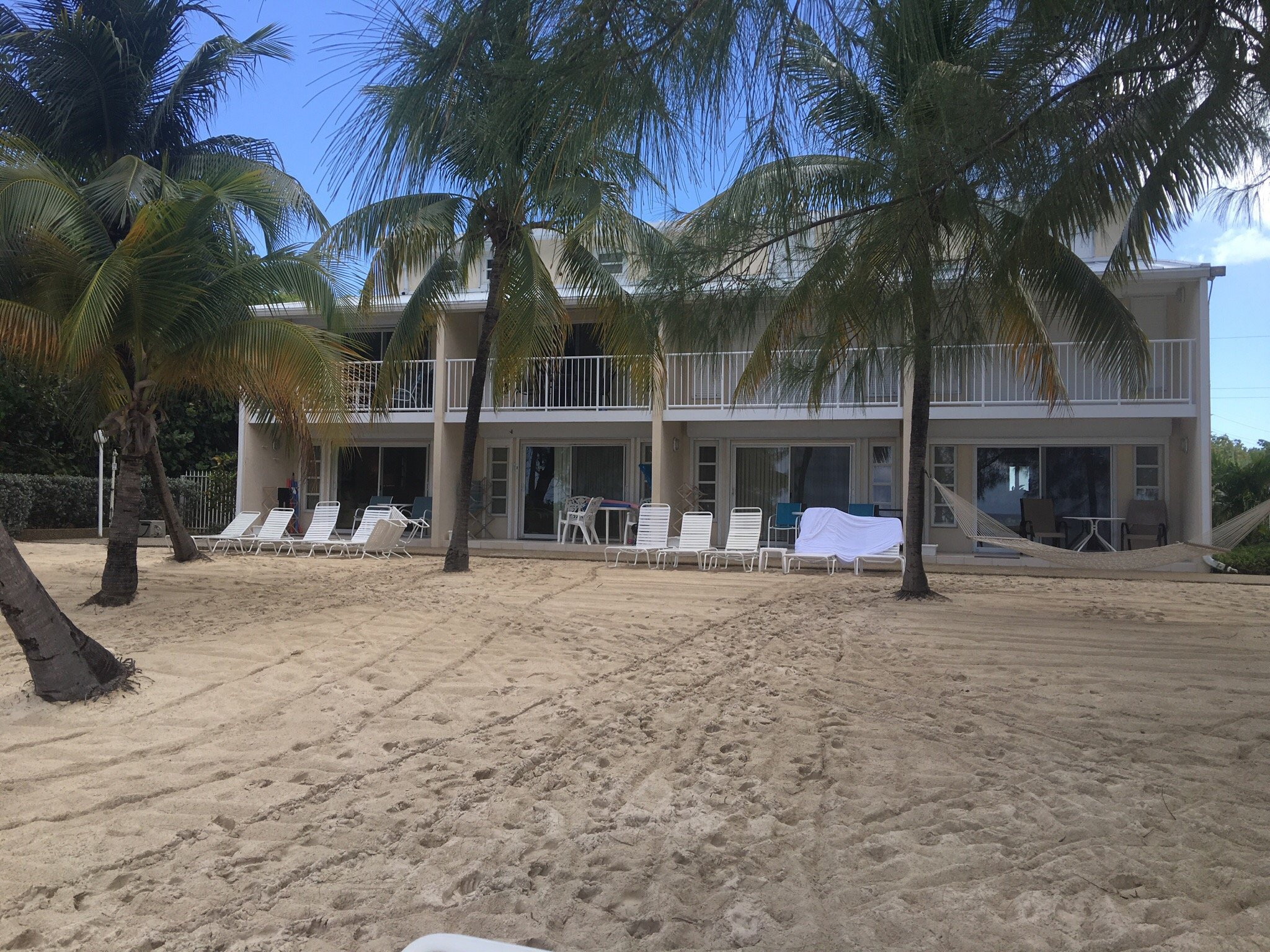 White Sands Beach Condominiums