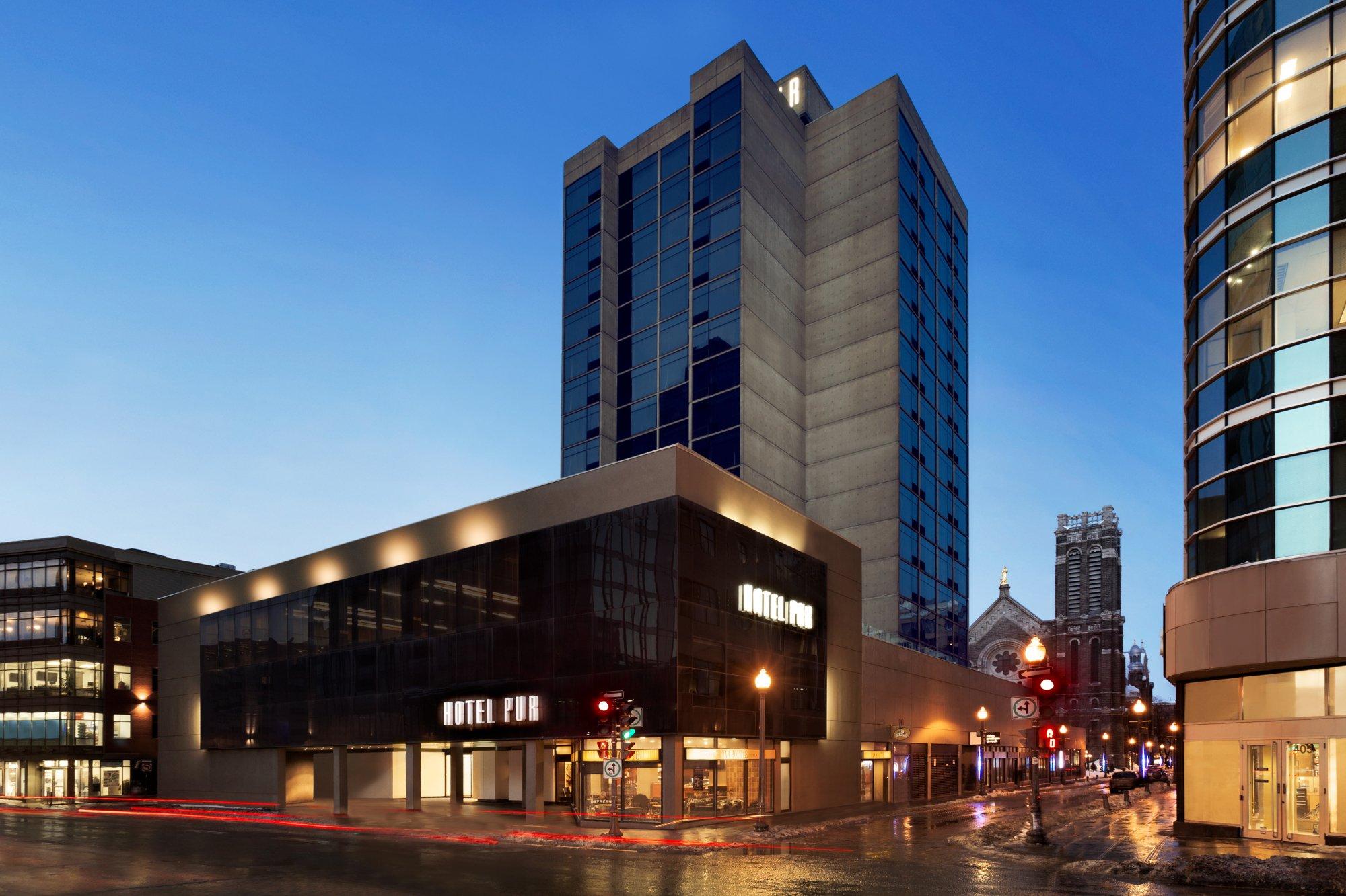 TRYP PUR魁北克酒店