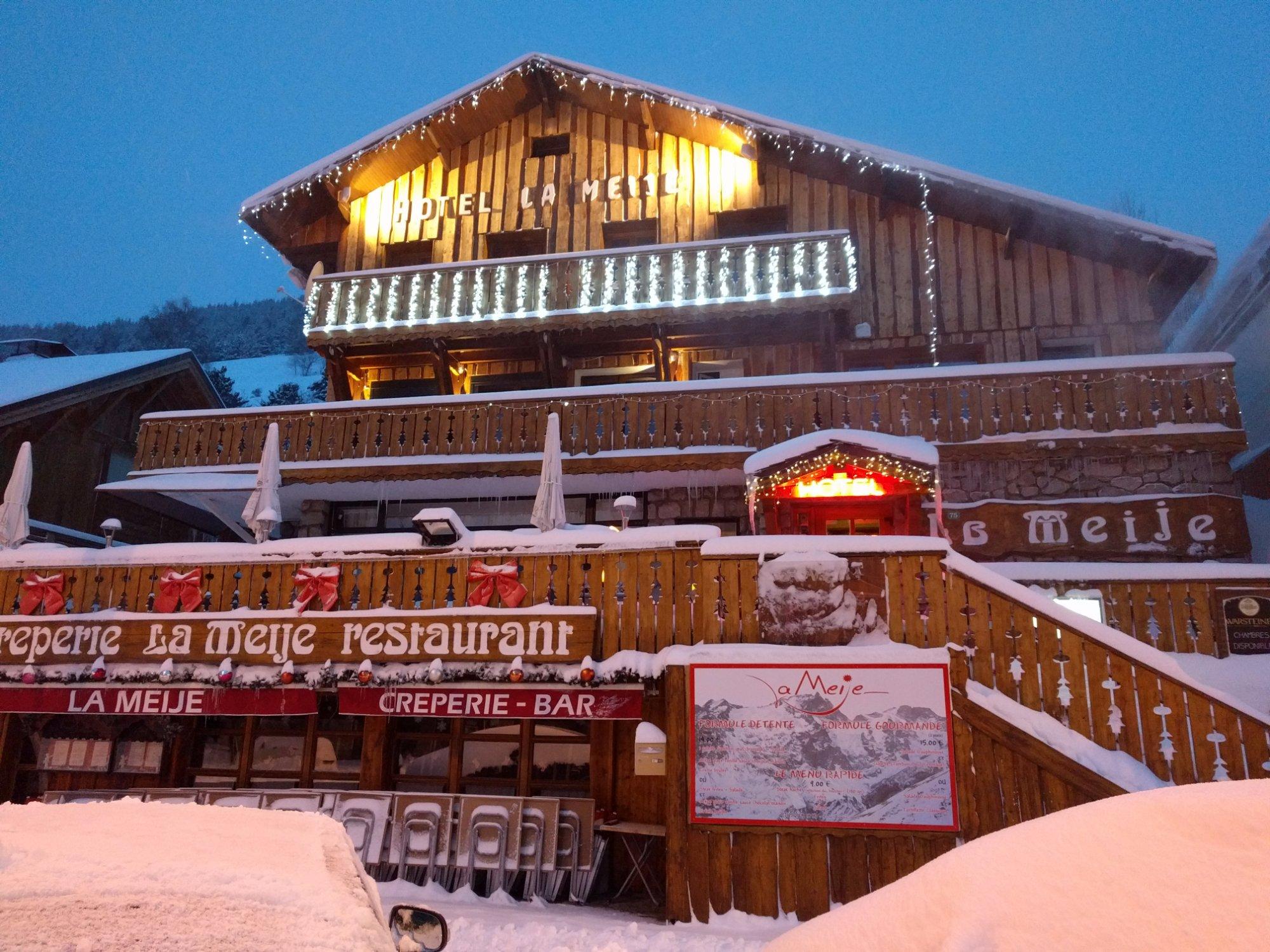 Hotel La Meije
