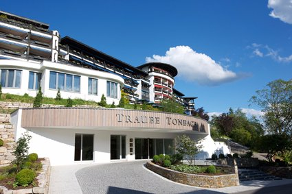 호텔 트라우베 톤바흐
