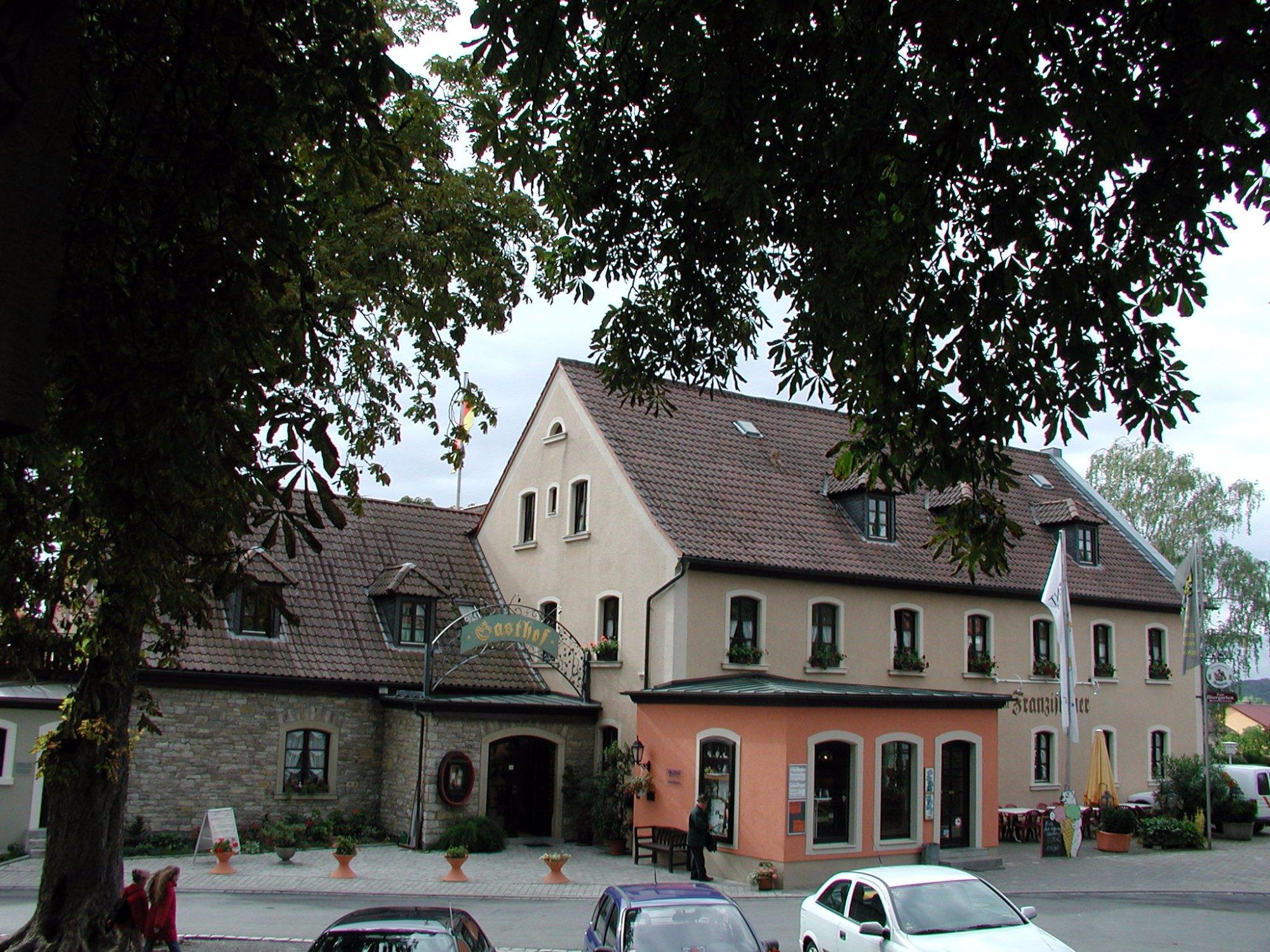 Akzent Hotel Franziskaner