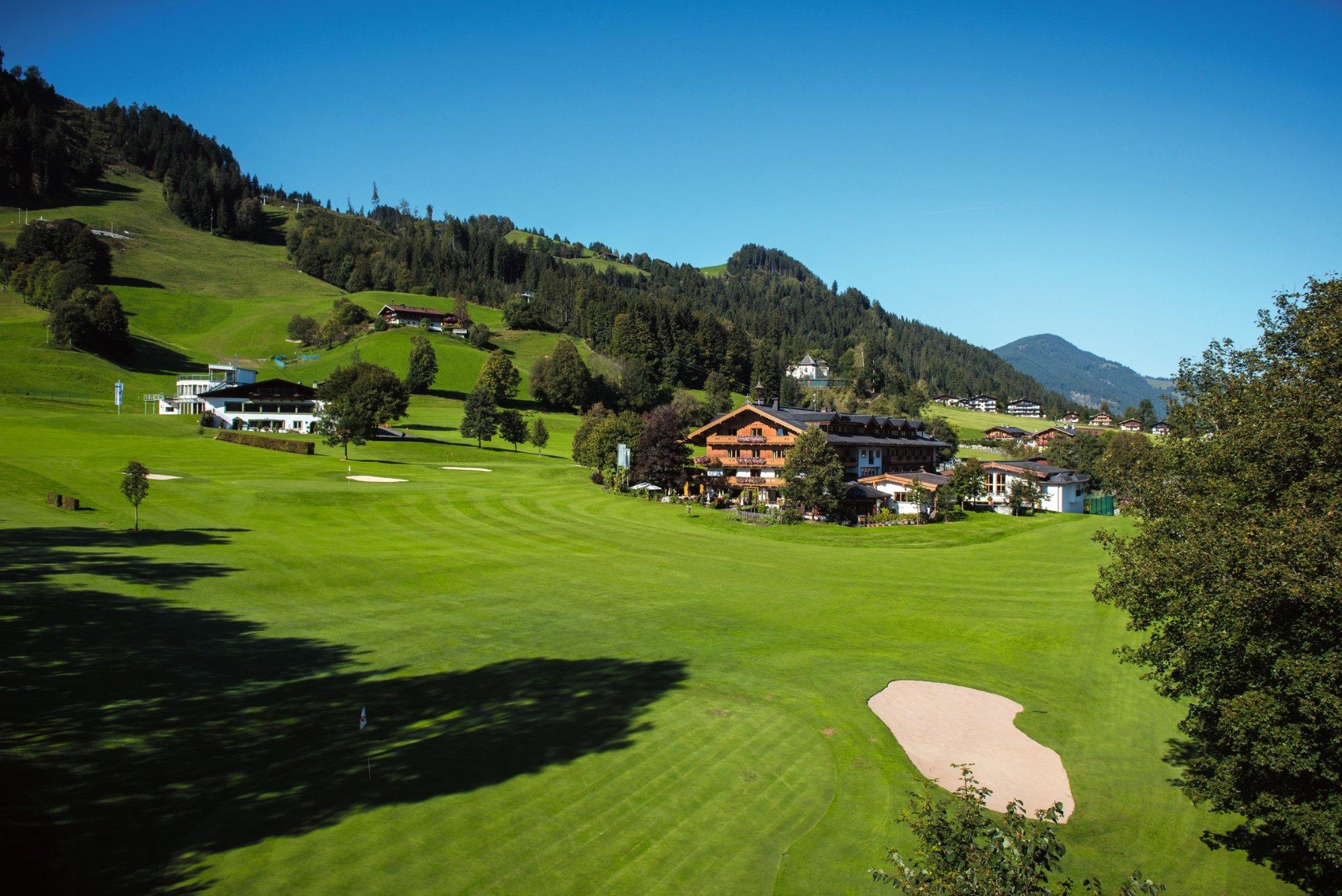 Rasmushof Hotel Kitzbuehel