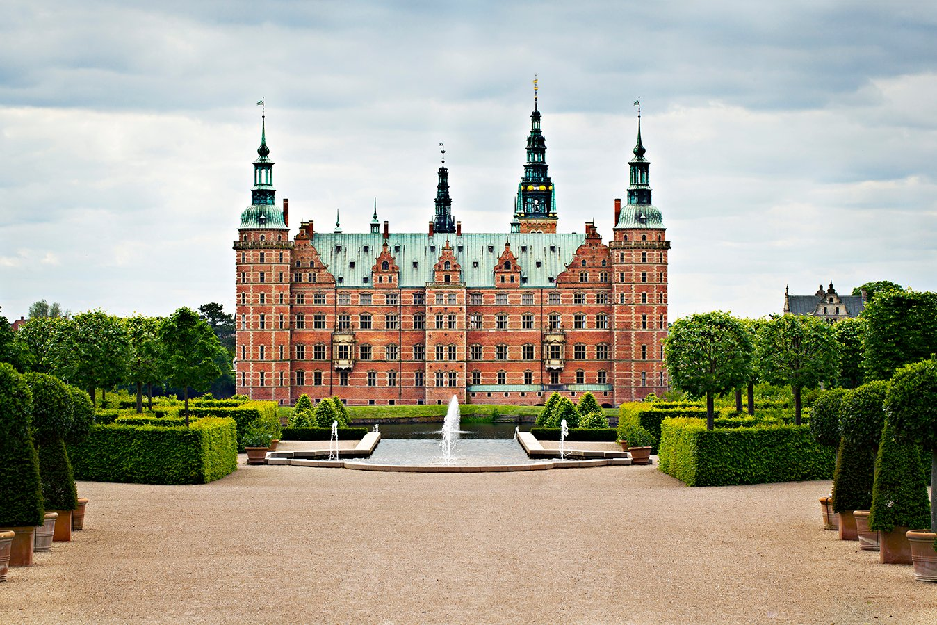 The museum of national history at frederiksborg castle copenhagen - All Photos 1 739