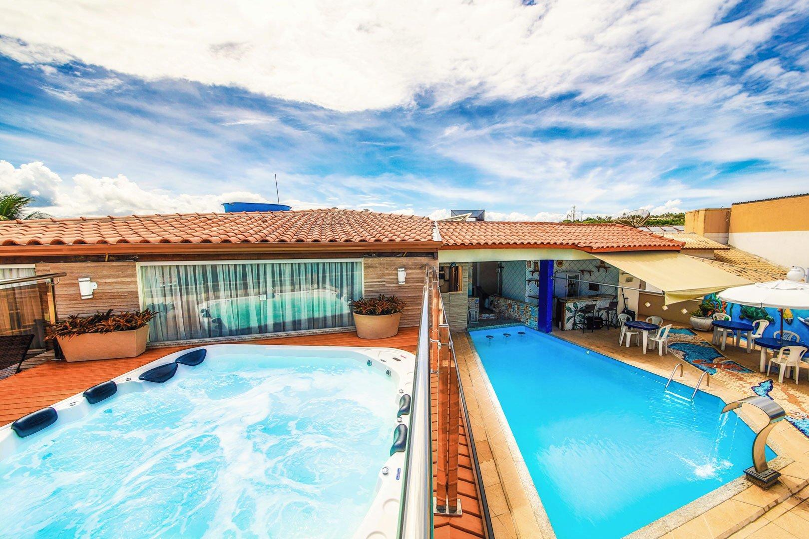 Hotel Terra Brasil