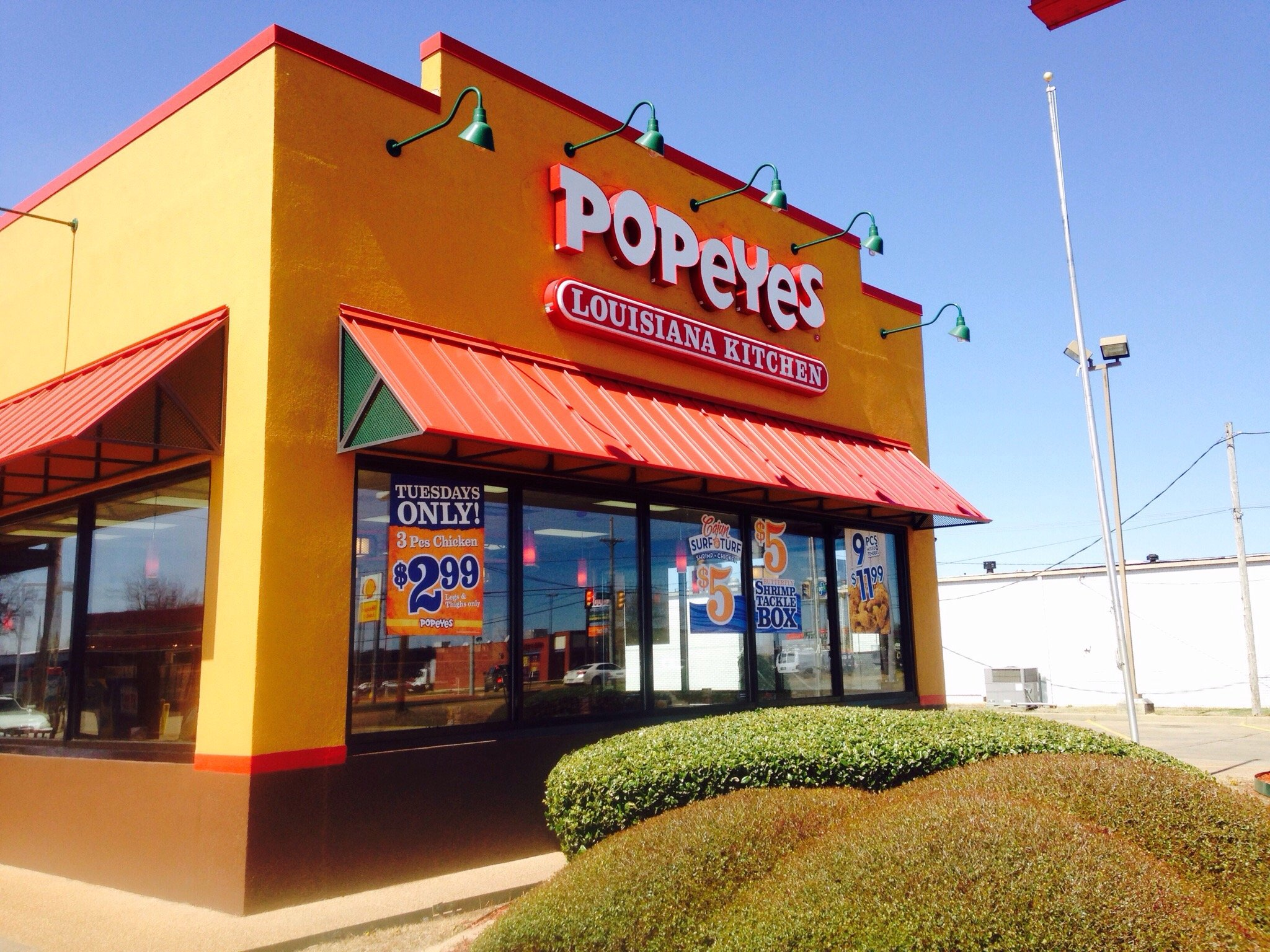 Popeyes Louisiana Kitchen popeyes louisiana kitchen, cleveland - restaurant reviews, phone