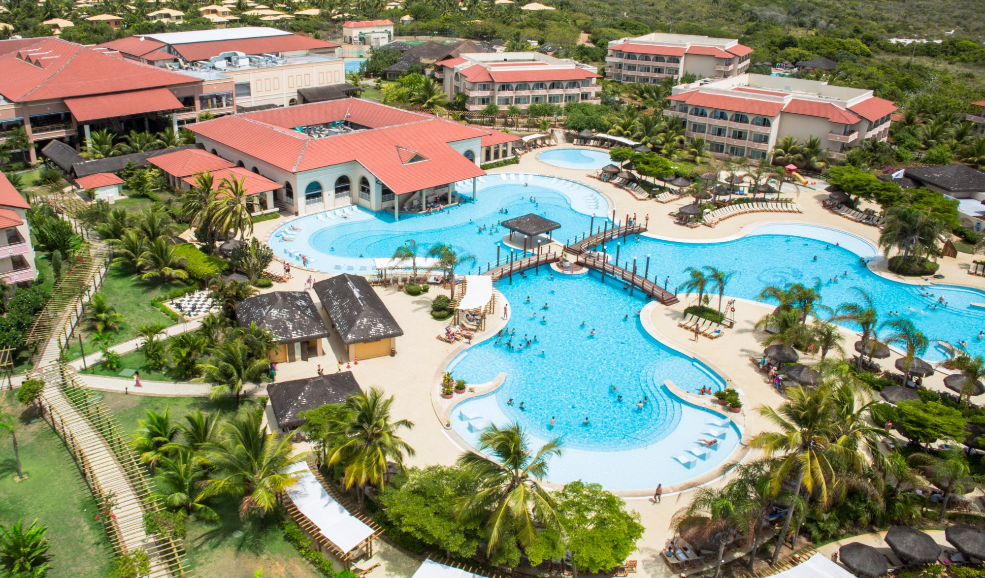 Grand Palladium Imbassaí Resort & Spa