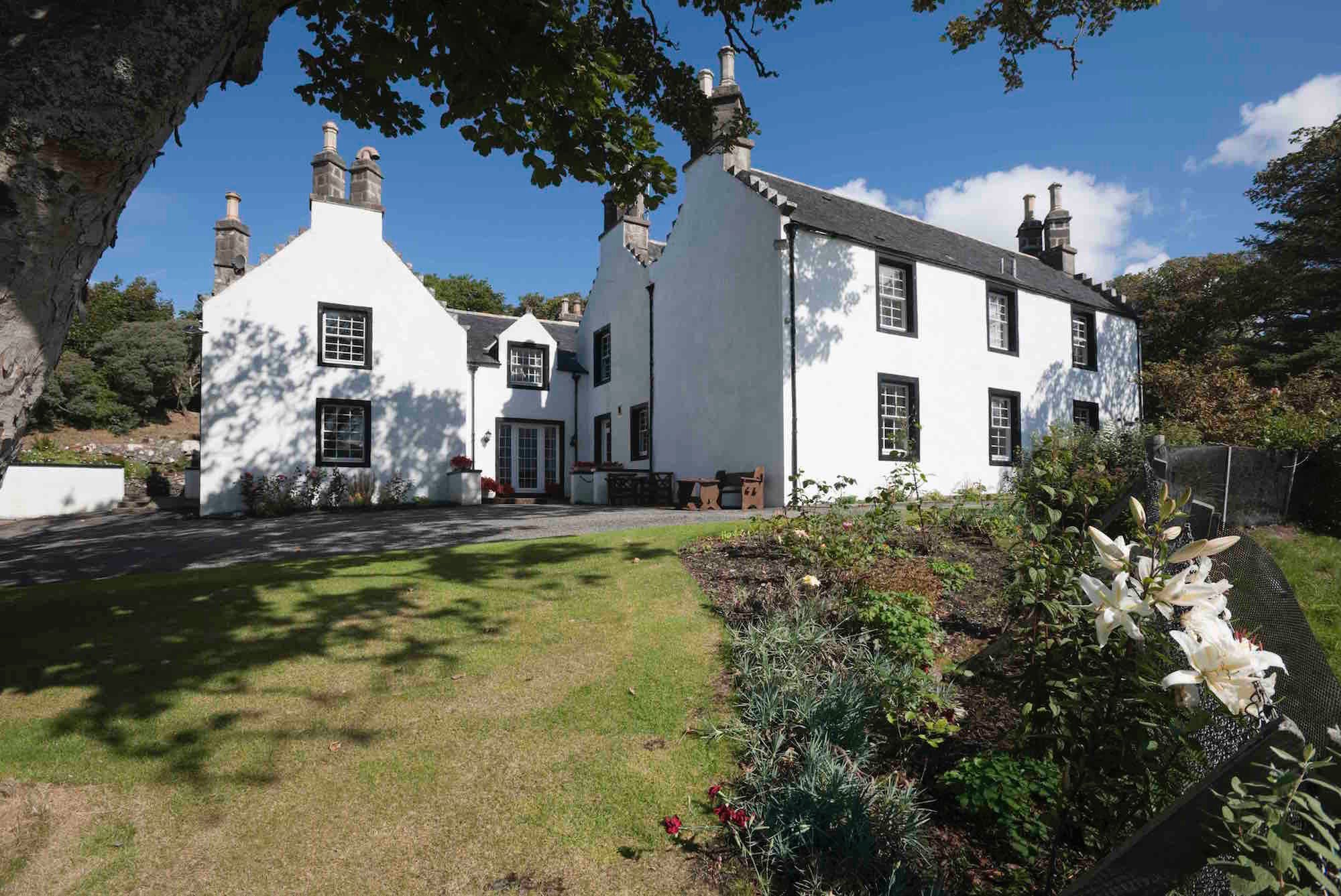 Scourie Lodge and Gardens