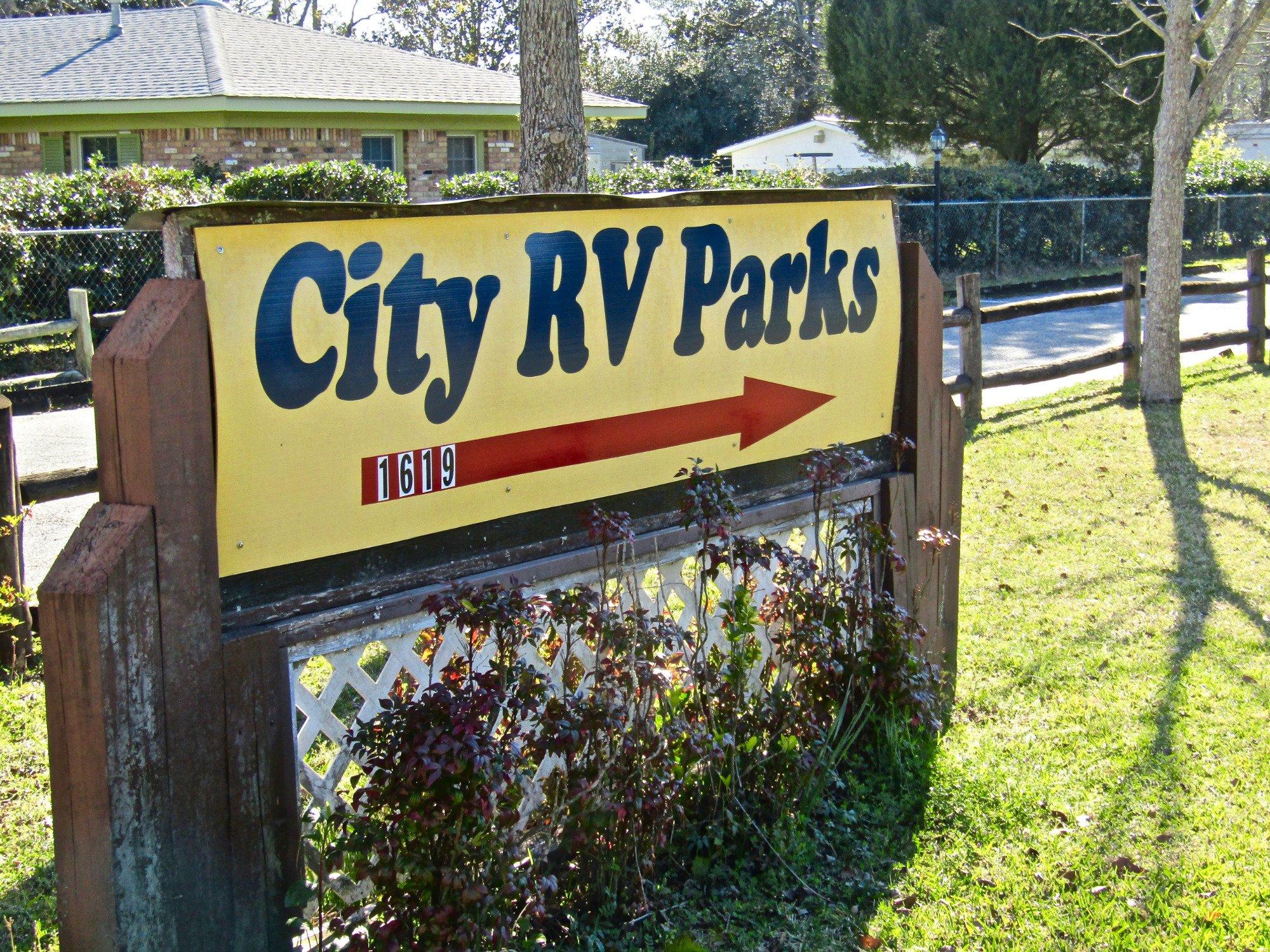 City RV Parks - Mobile