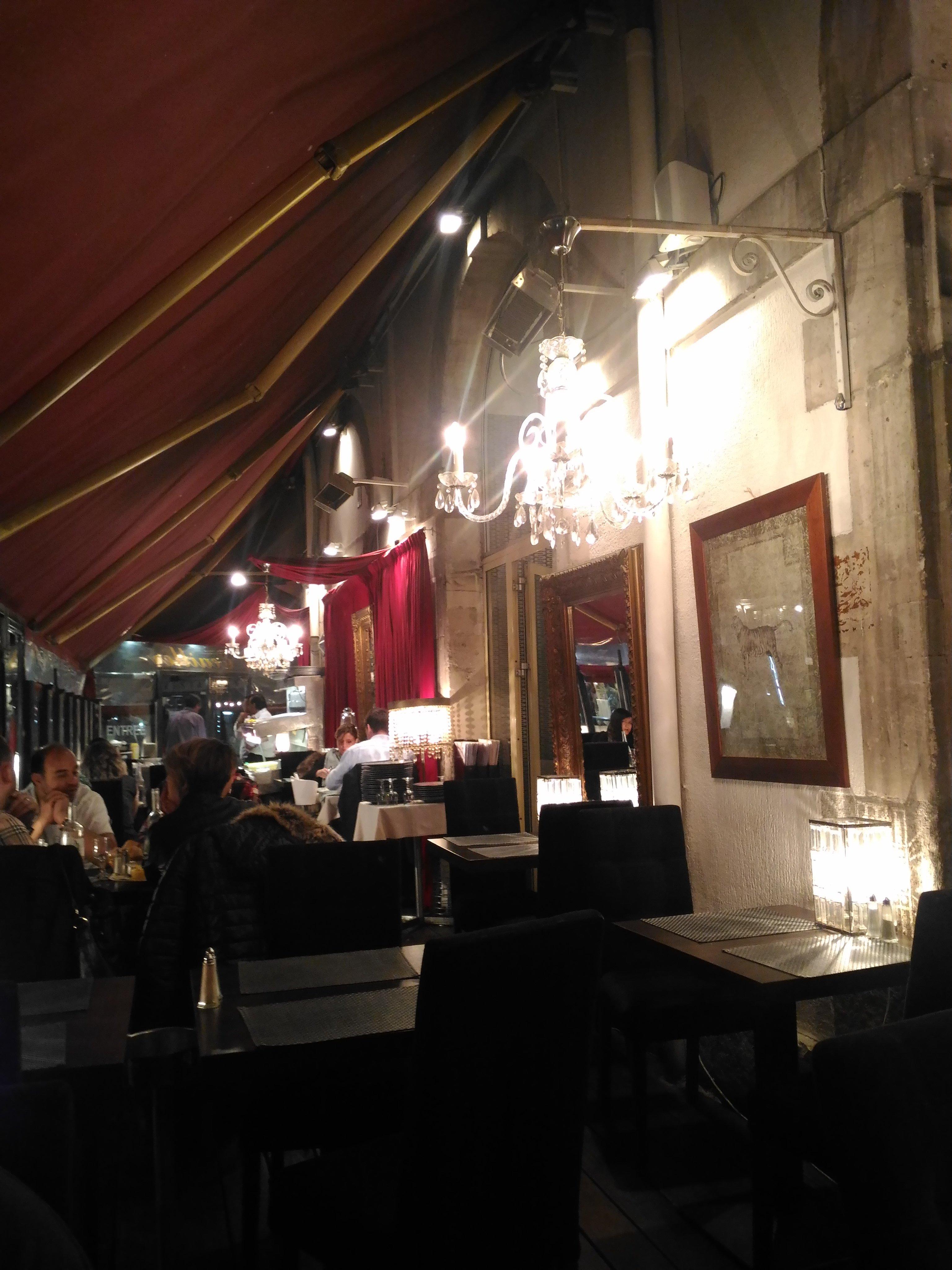 Chez laura marseille op ra restaurant reviews phone for Restaurant chez marie marseille