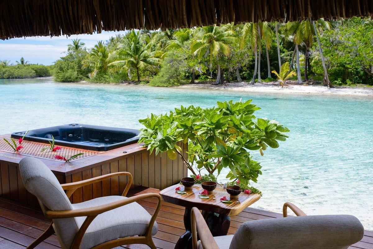 Vahine Island Resort & Spa