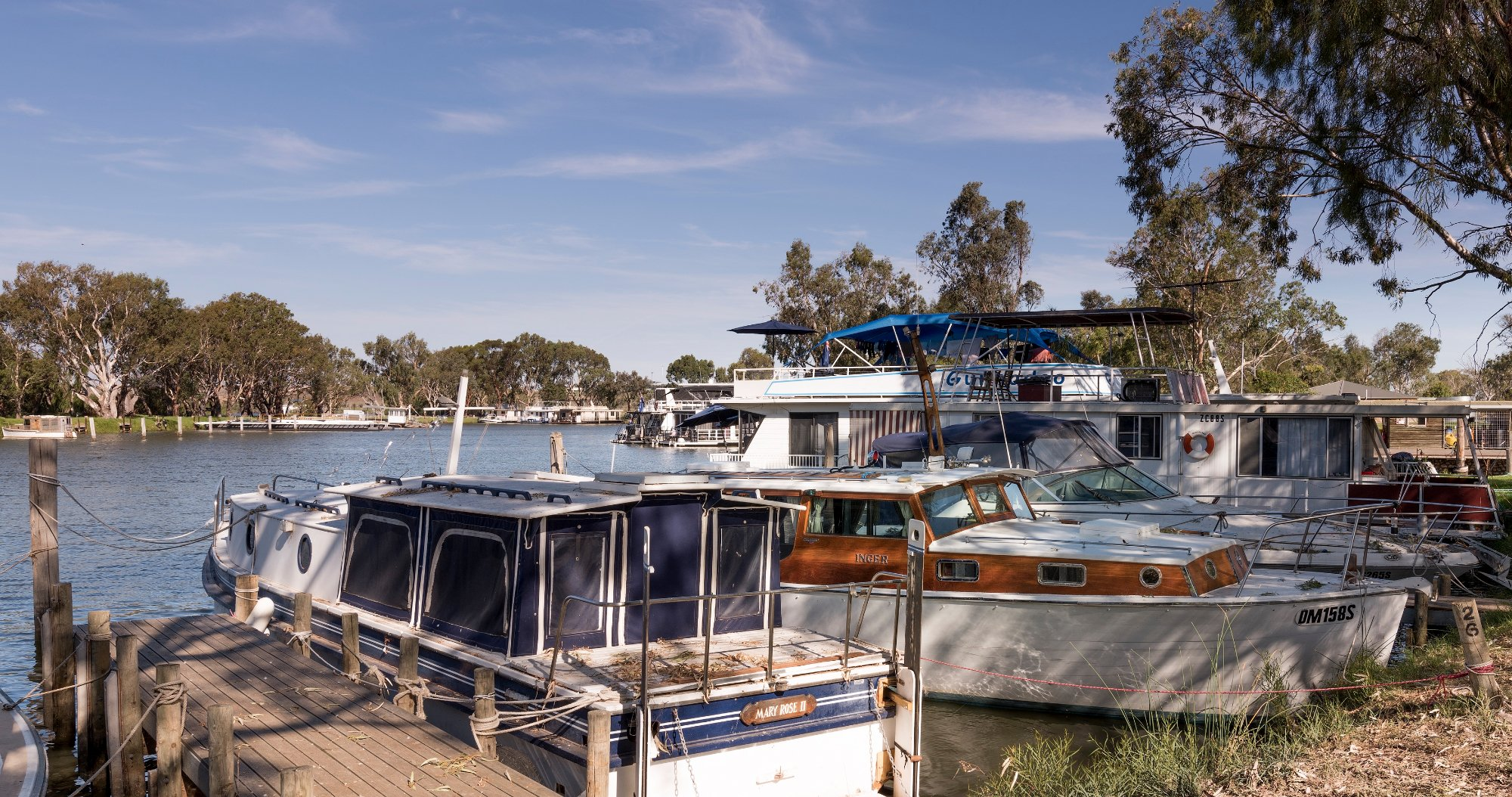 Murray Bridge Marina and Caravan Park