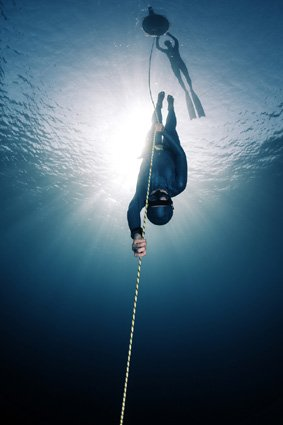 Silent Blue Freediving