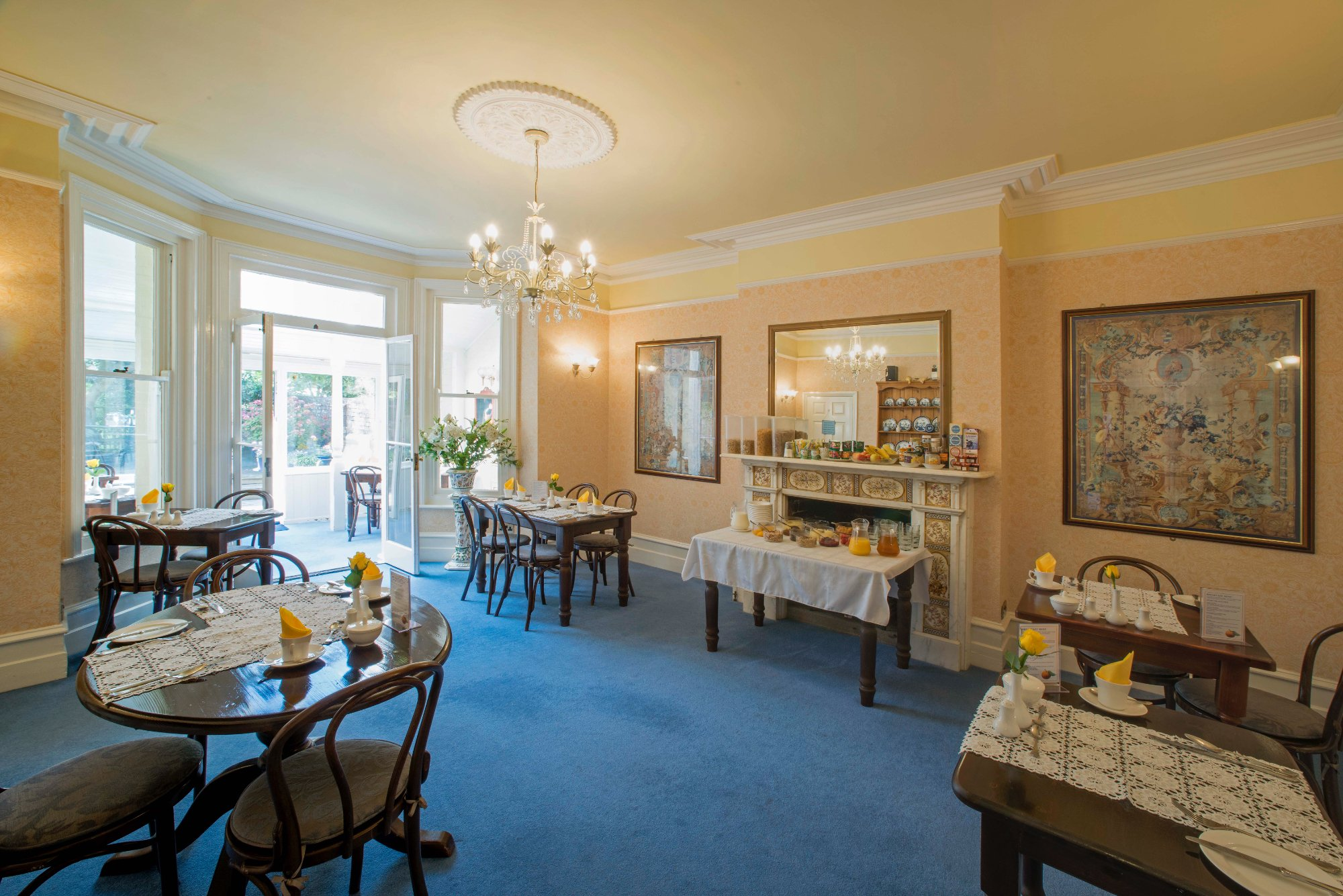 Yorke Lodge Bed and Breakfast