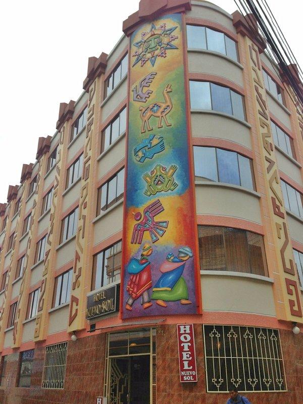 Hotel Nuevo Sol