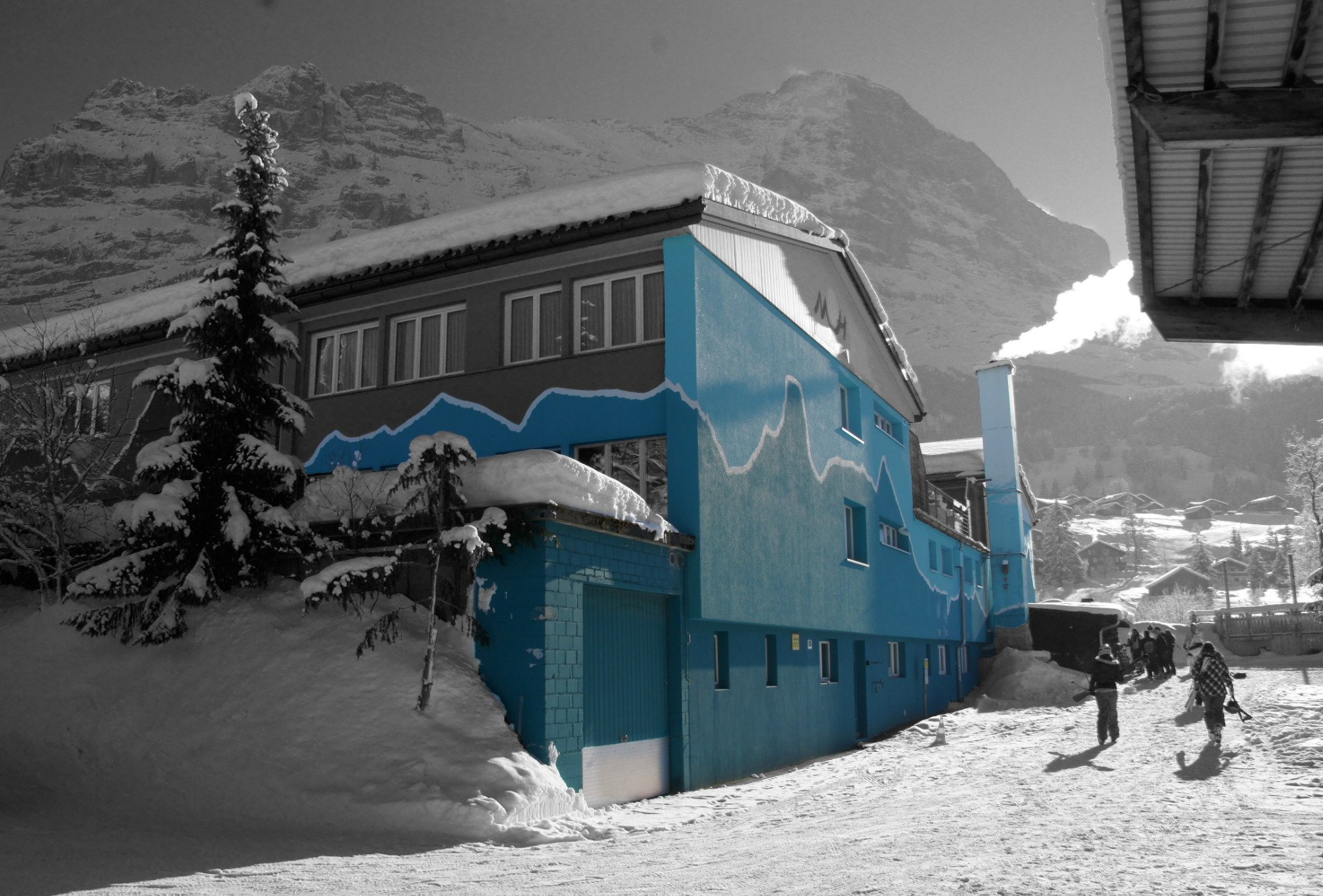 Mountain Hostel Grindelwald