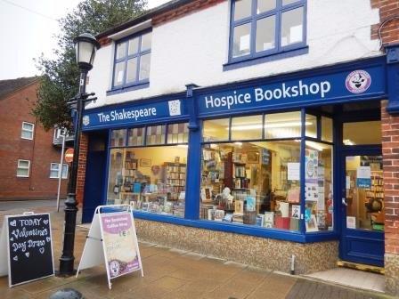 Shakespeare Hospice Bookshop