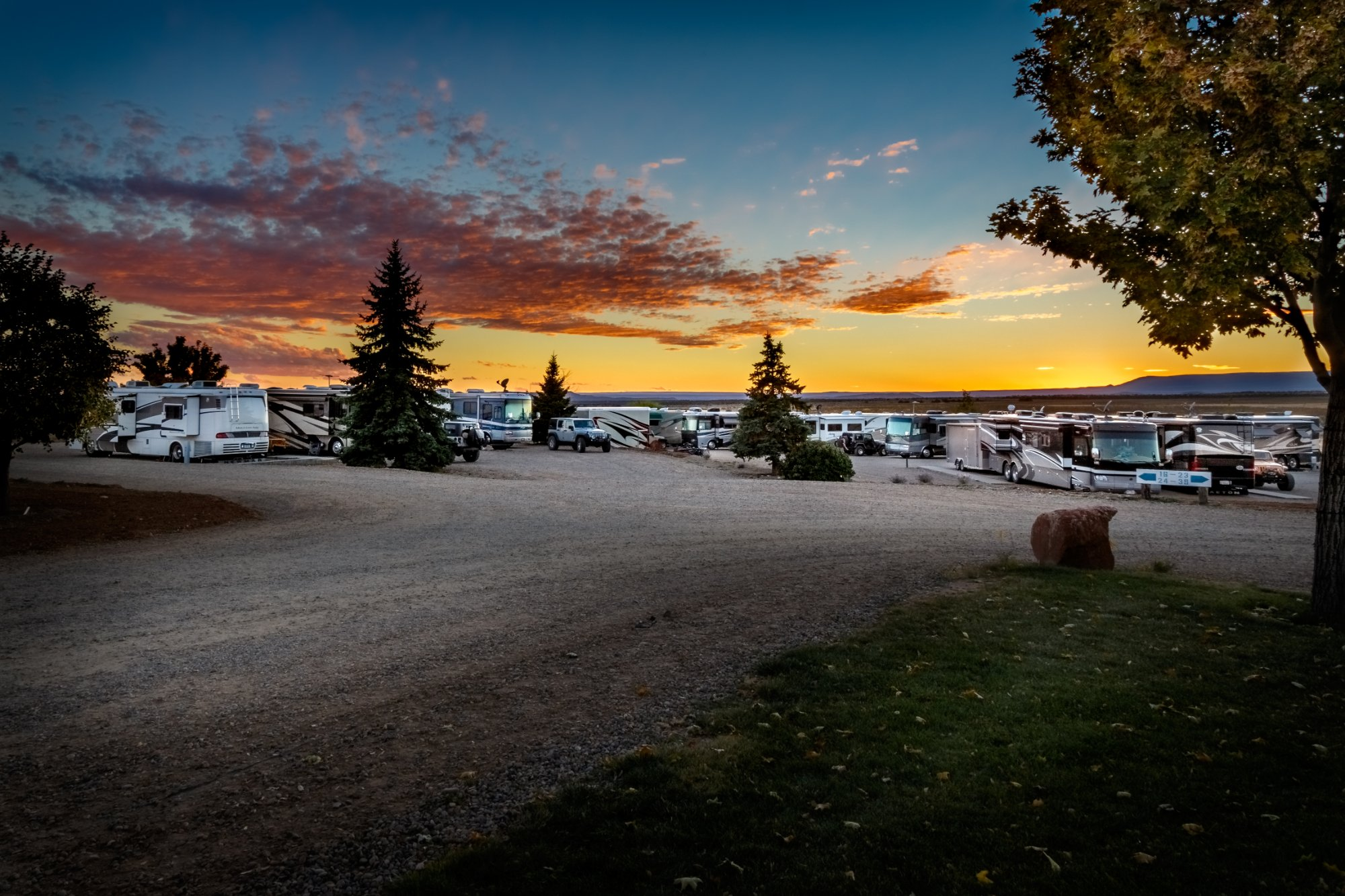 Blue Mountain RV Park