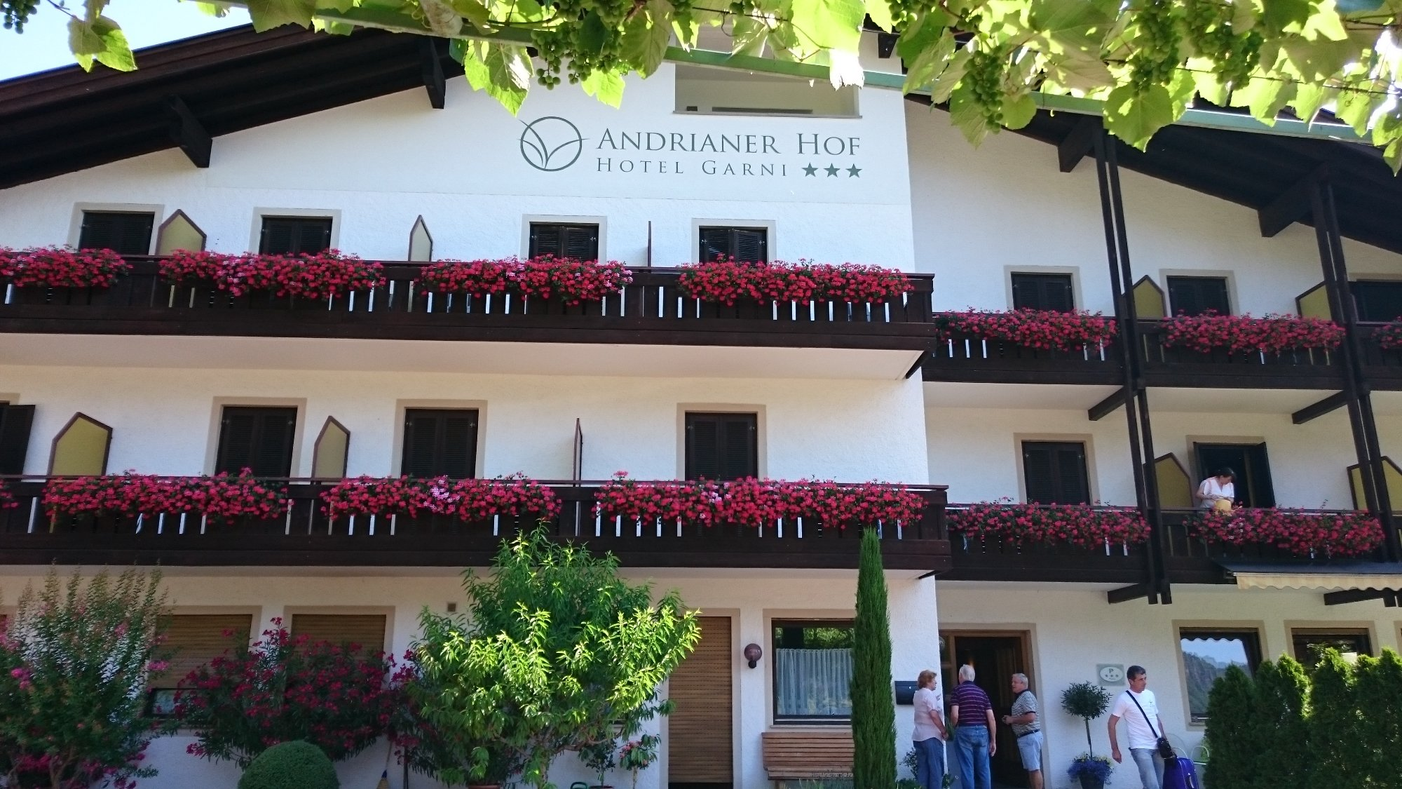 Andrianer Hof Hotel Garni