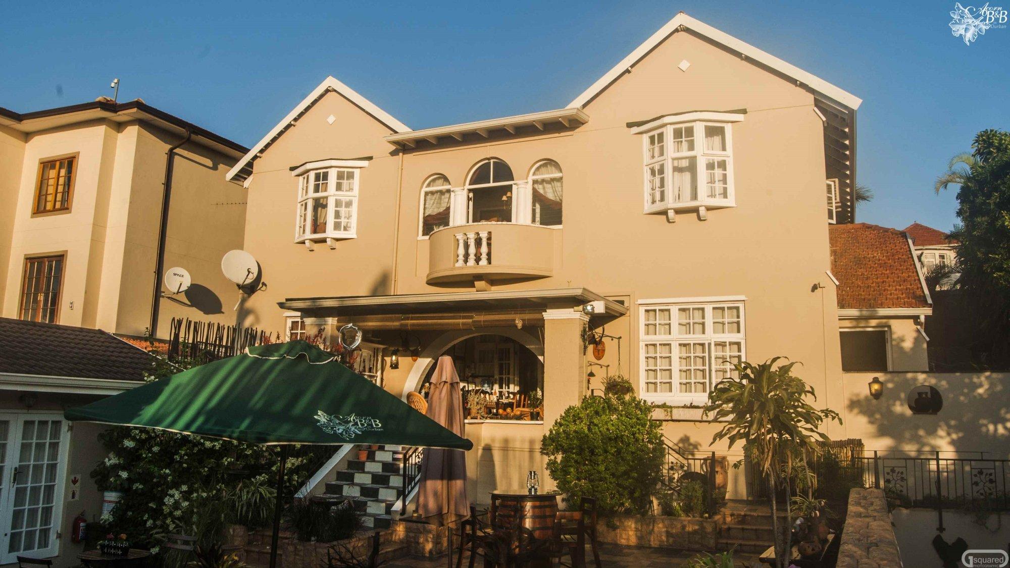Acorn B&B in Durban