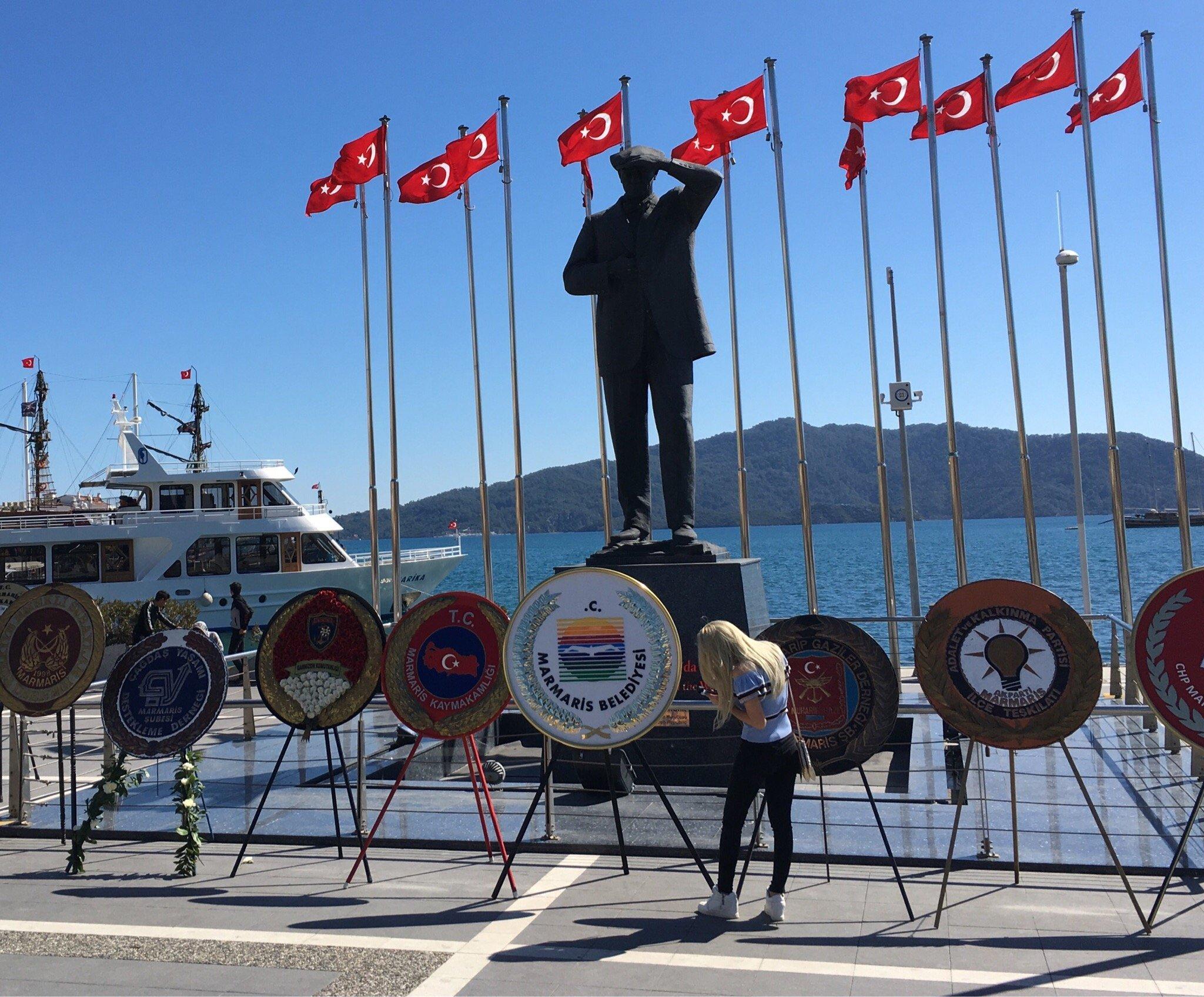 Mustafa Kemal Ataturk (Marmaris, Turkey): Top Tips Before ...