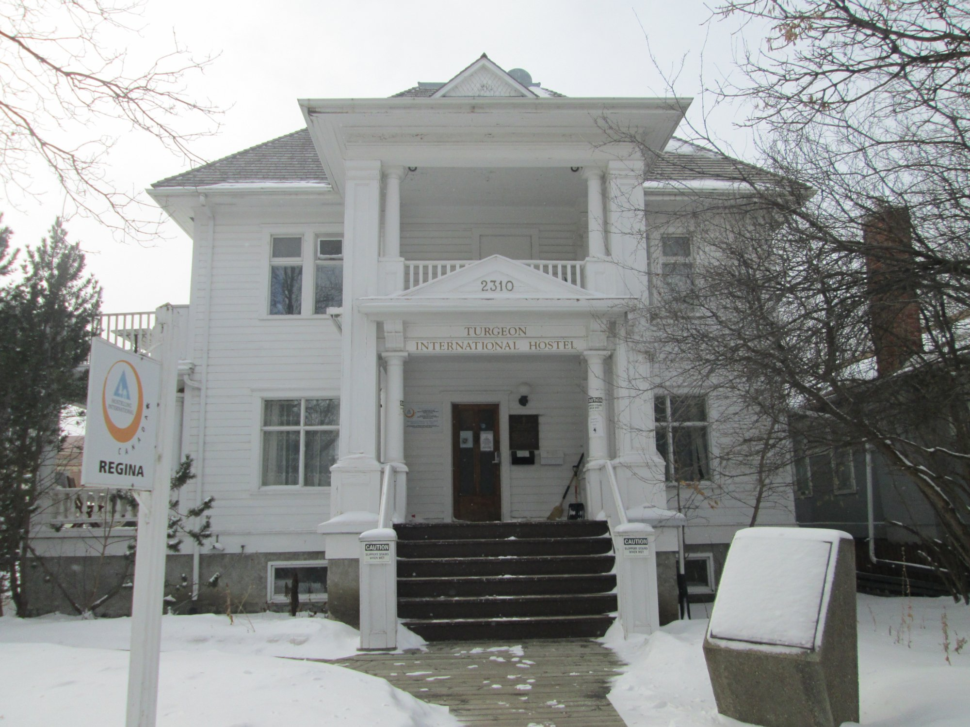 HI Regina - Turgeon International Hostel