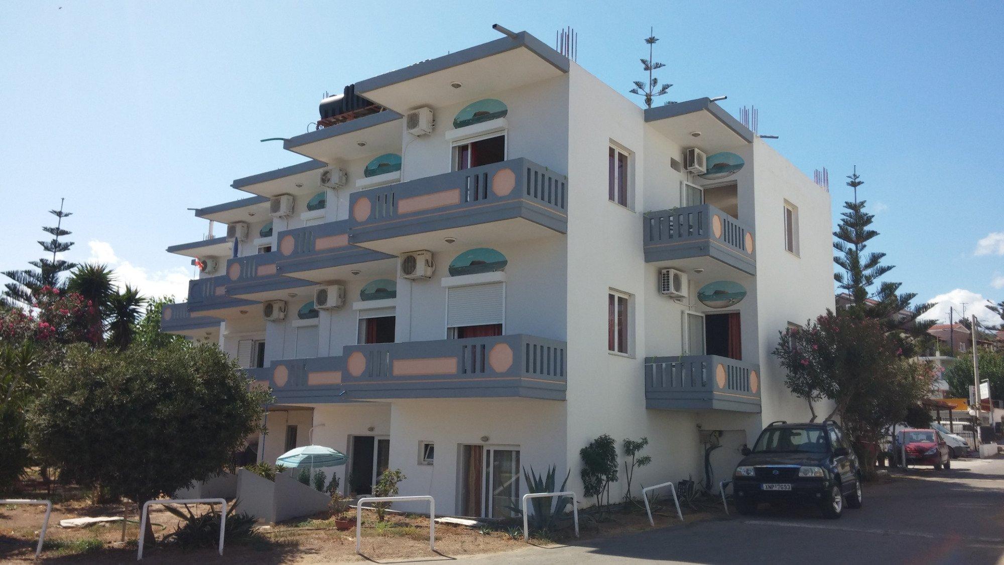 Hotel Ta Thodorou