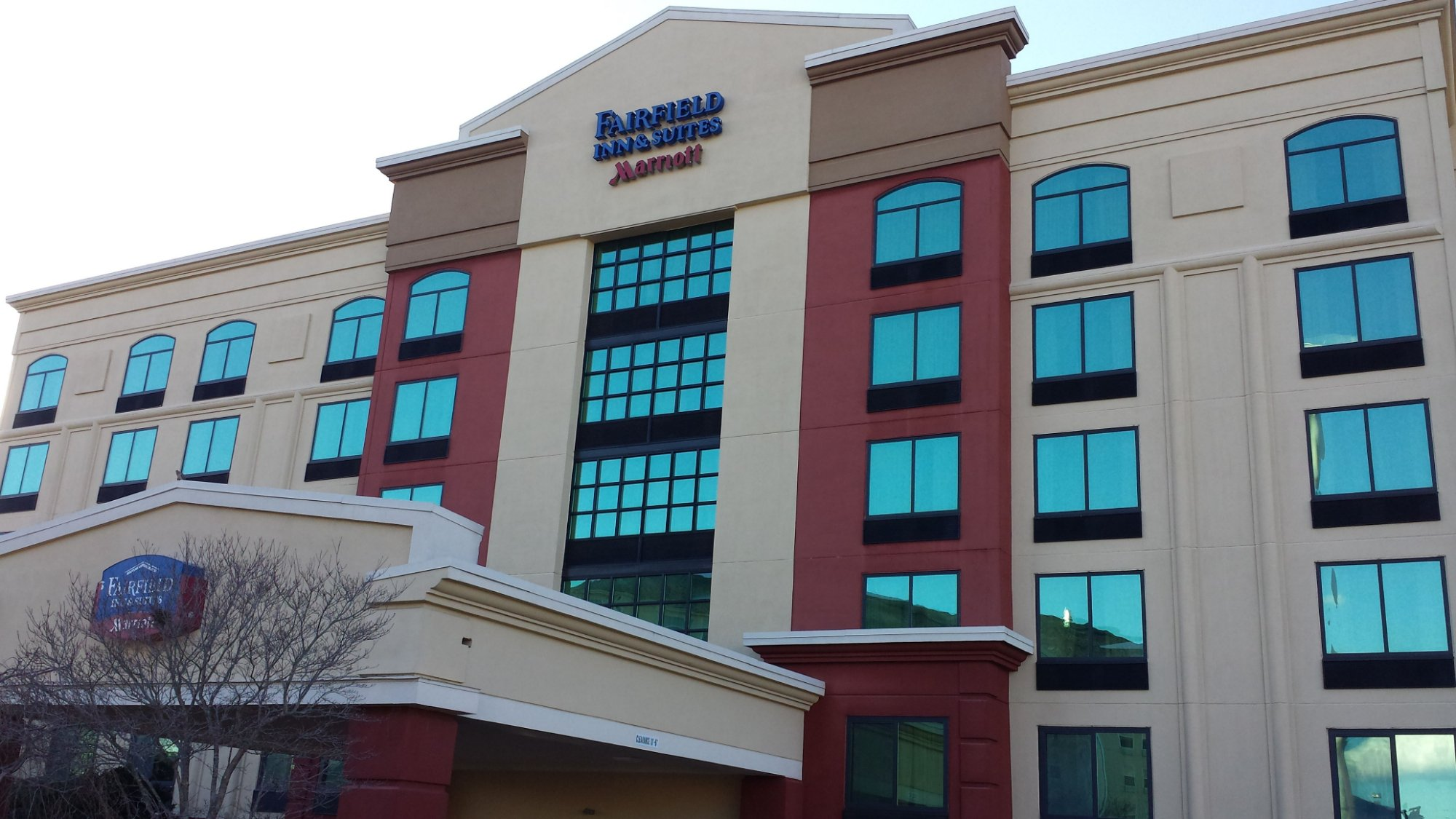 Fairfield Inn & Suites Asheville South/Biltmore Square