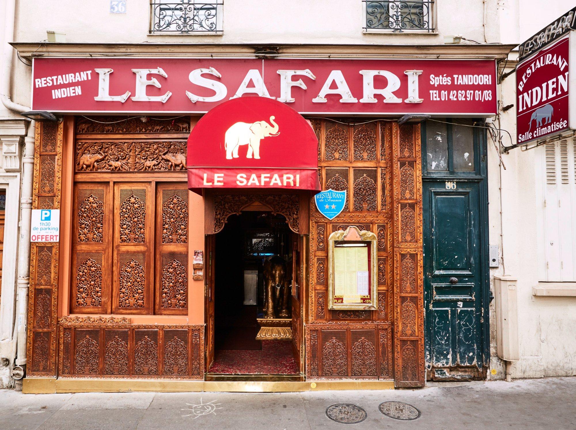 Voir tous les restaurants pr¨s de H´tel Les Jardins de Montmartre