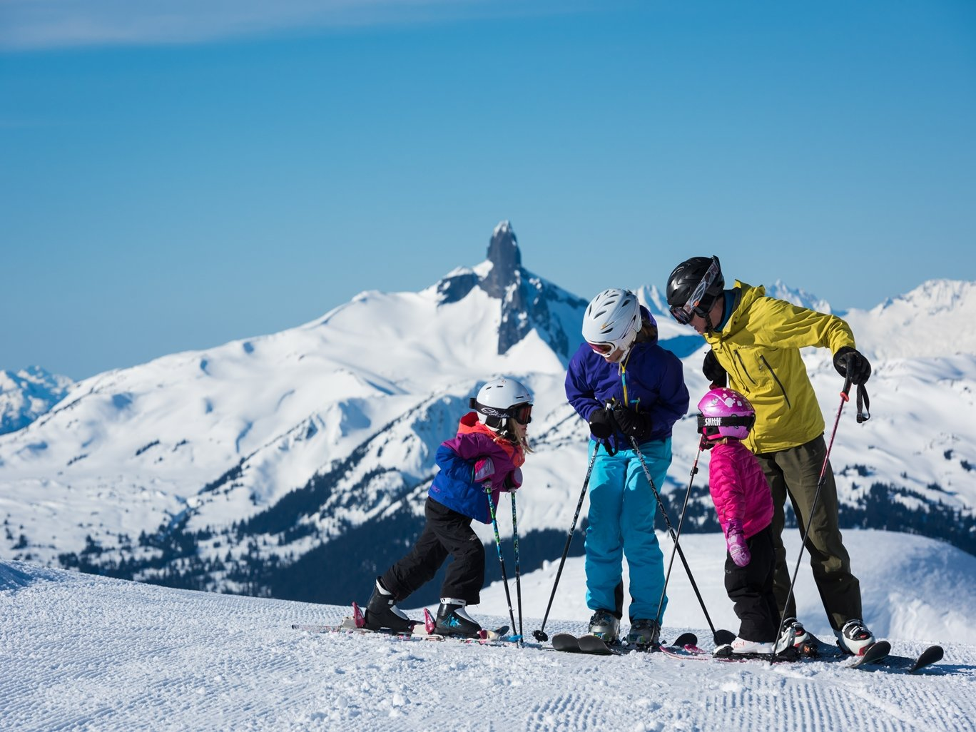 Spring Skiing in Whistler Photo by Mike Crane