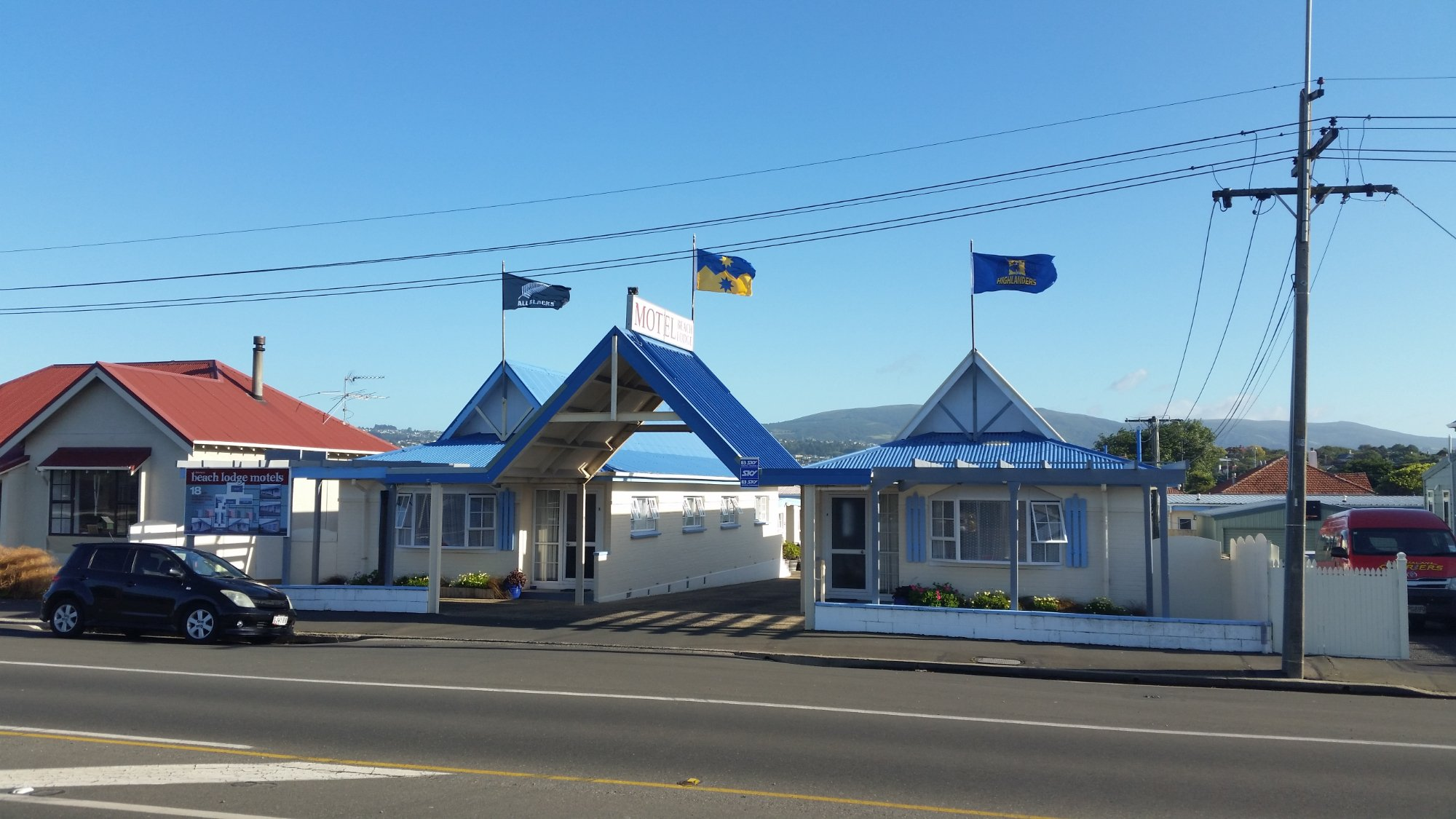 Beach Lodge Motel