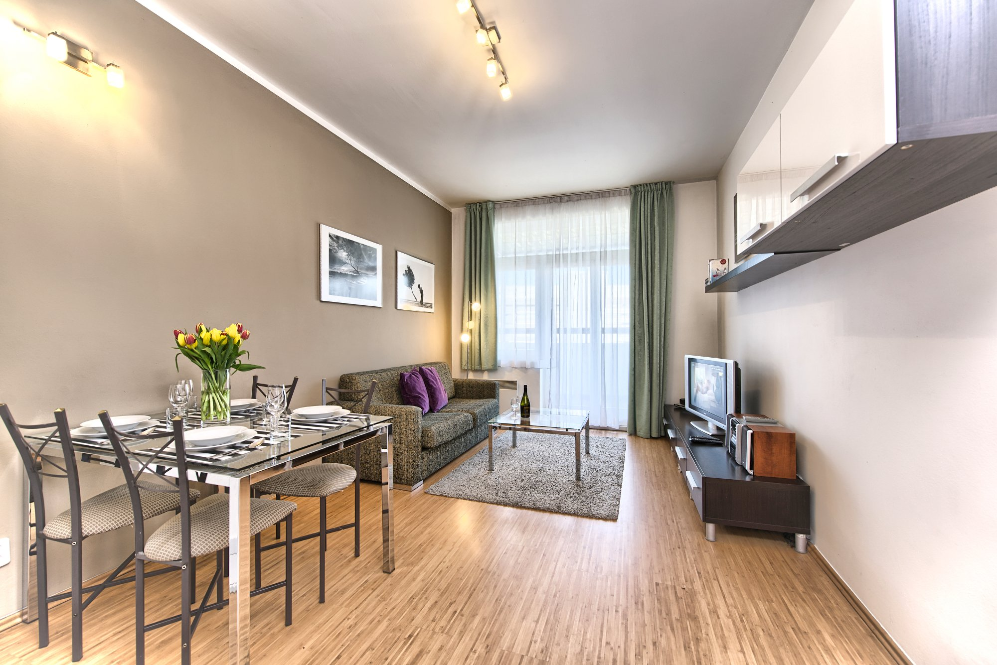 Ostrovni 7 Apartments - Prague City Apartments