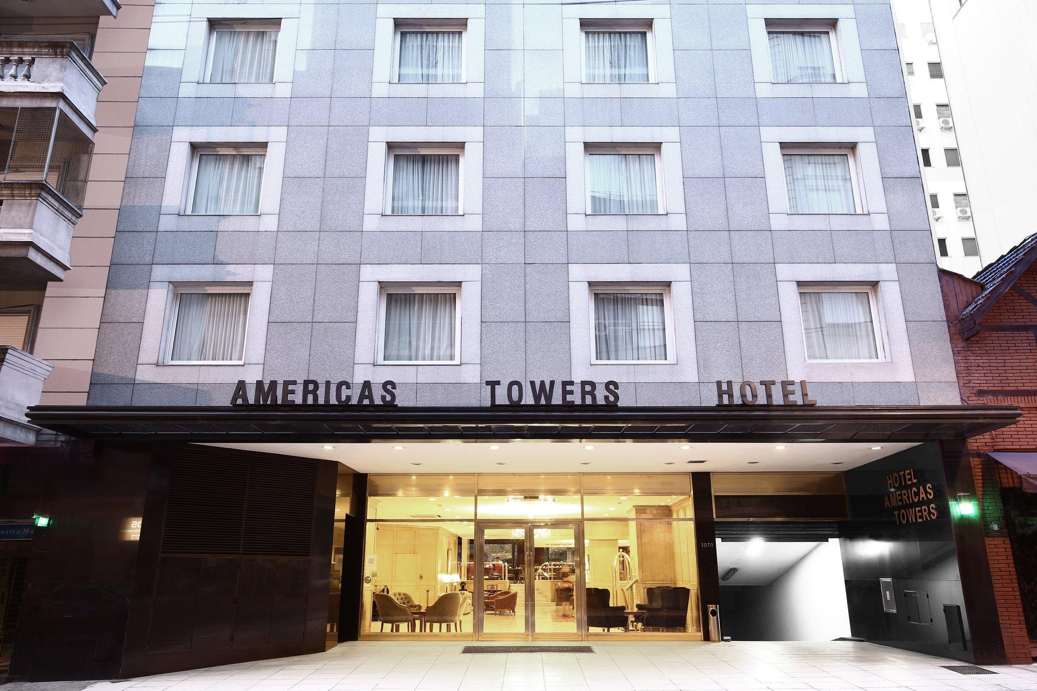 Cyan Americas Towers Hotel