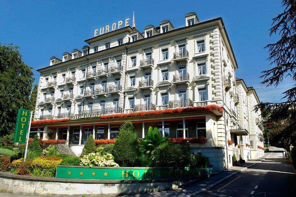 歐洲大酒店