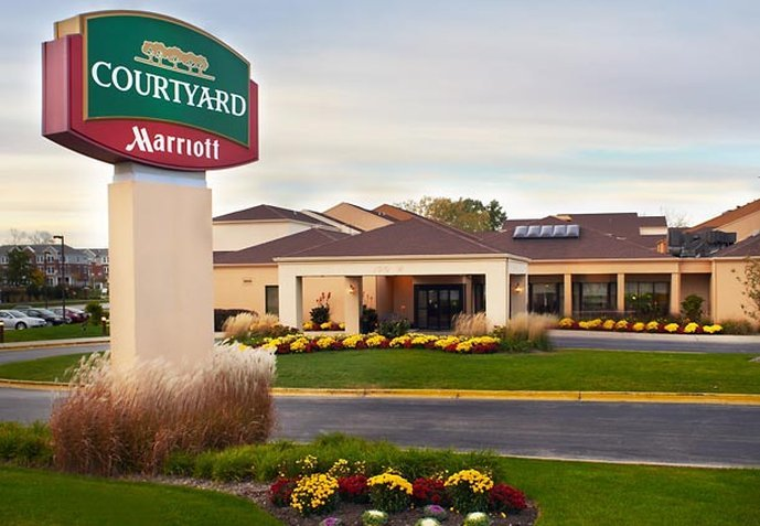 Courtyard Chicago Arlington Heights/South