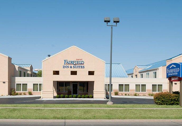 Fairfield Inn & Suites Wichita East