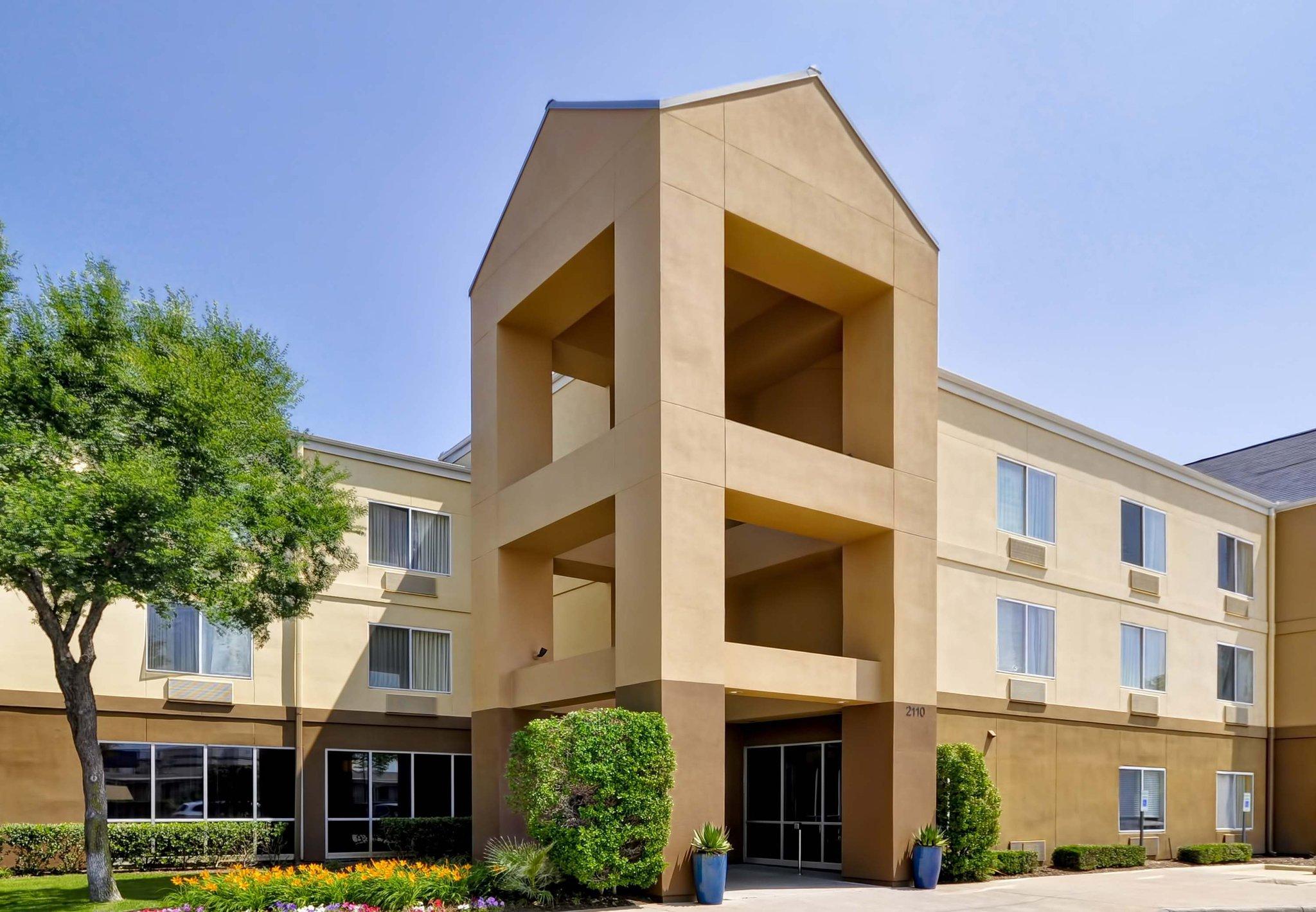 達拉斯醫療/市場中心費爾菲爾德套房飯店