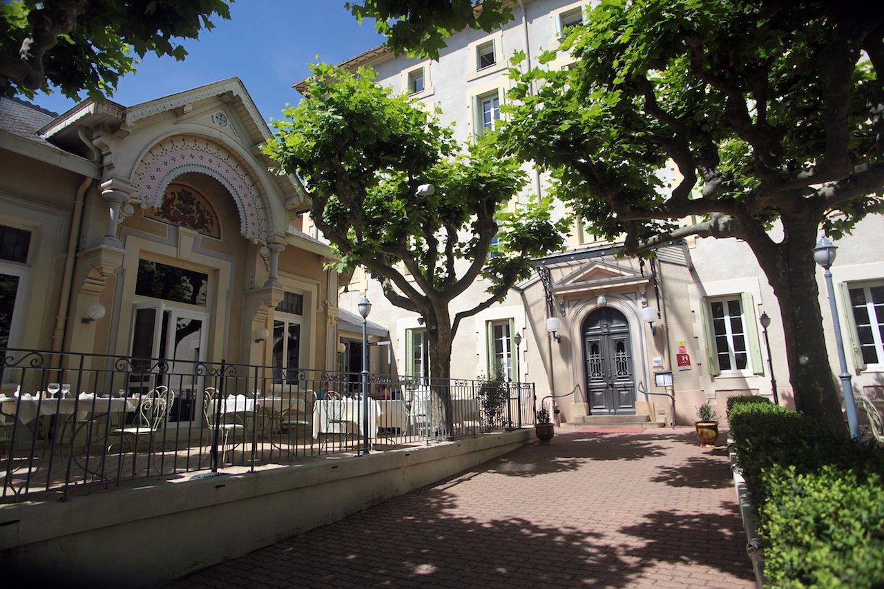 Hôtel des Thermes