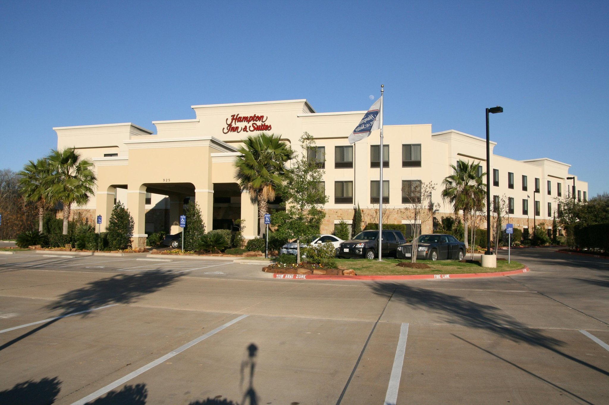 Hampton Inn & Suites College Station / US 6-East Bypass