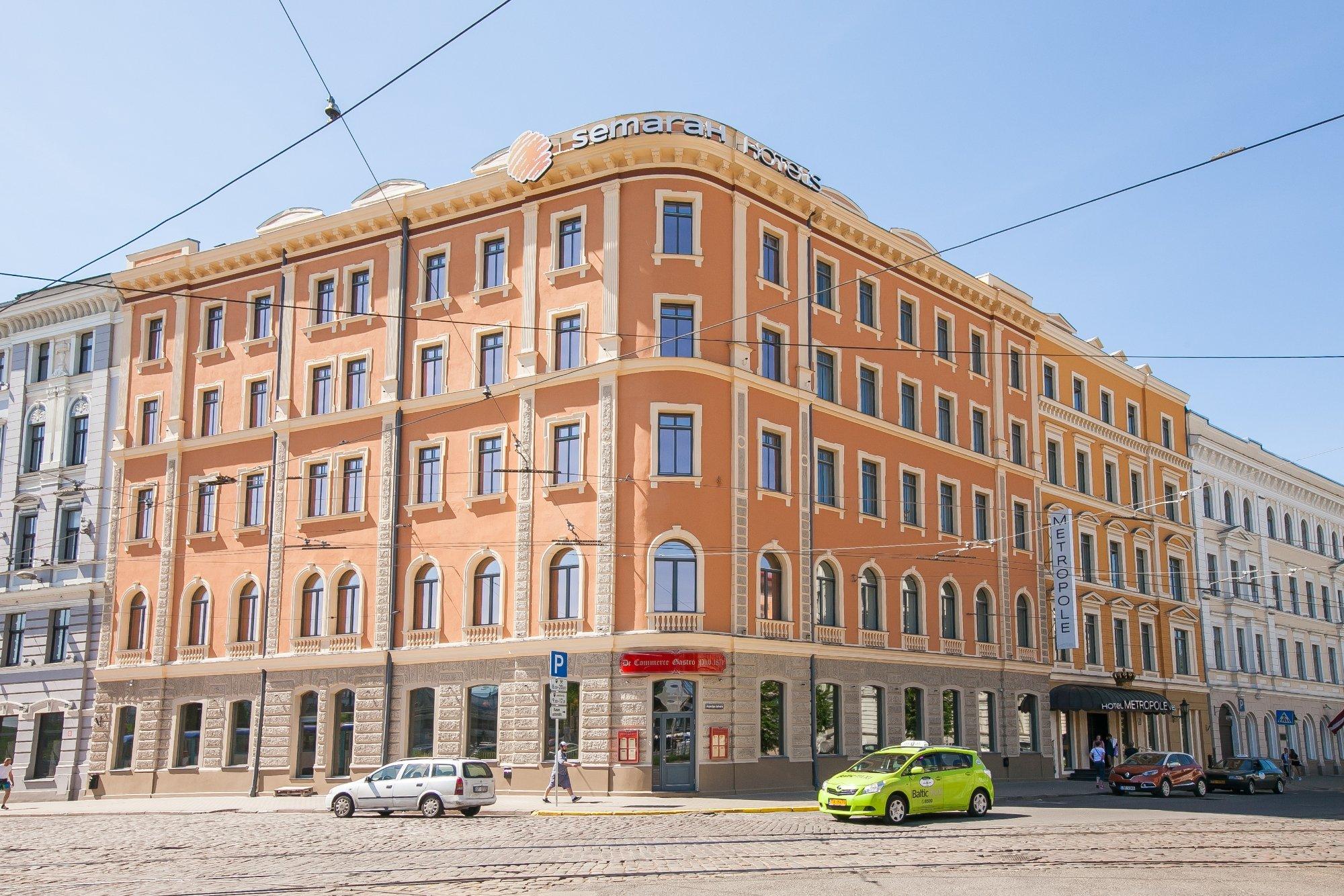 メトロポール ホテル リガ