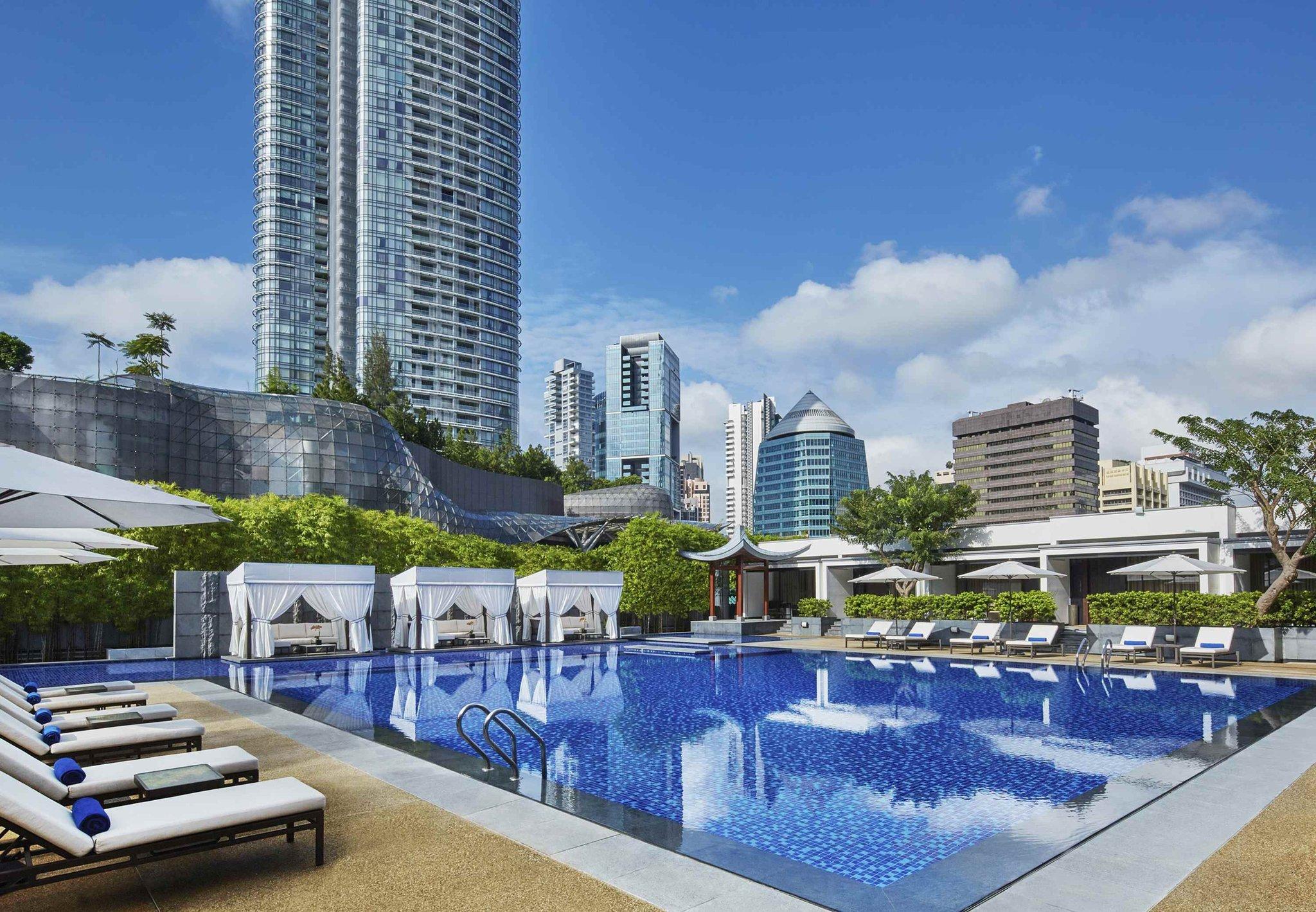 싱가포르 메리어트 호텔