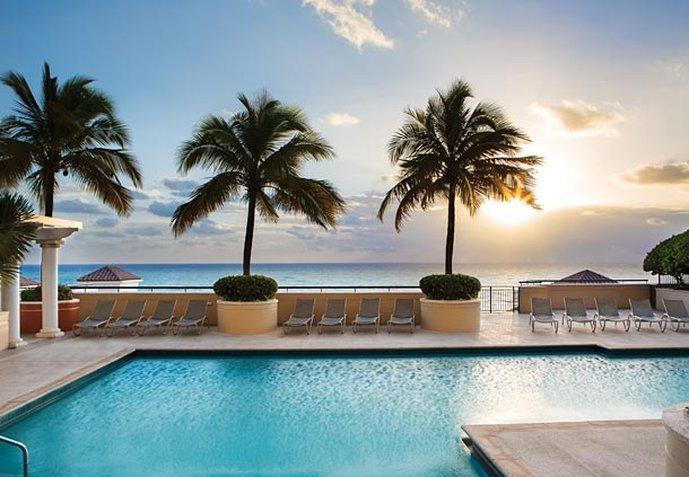 海灘城堡萬豪酒店
