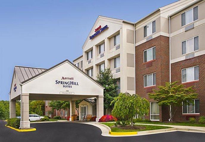 SpringHill Suites Herndon Reston