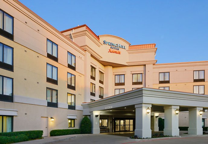 ‪SpringHill Suites Fort Worth University‬