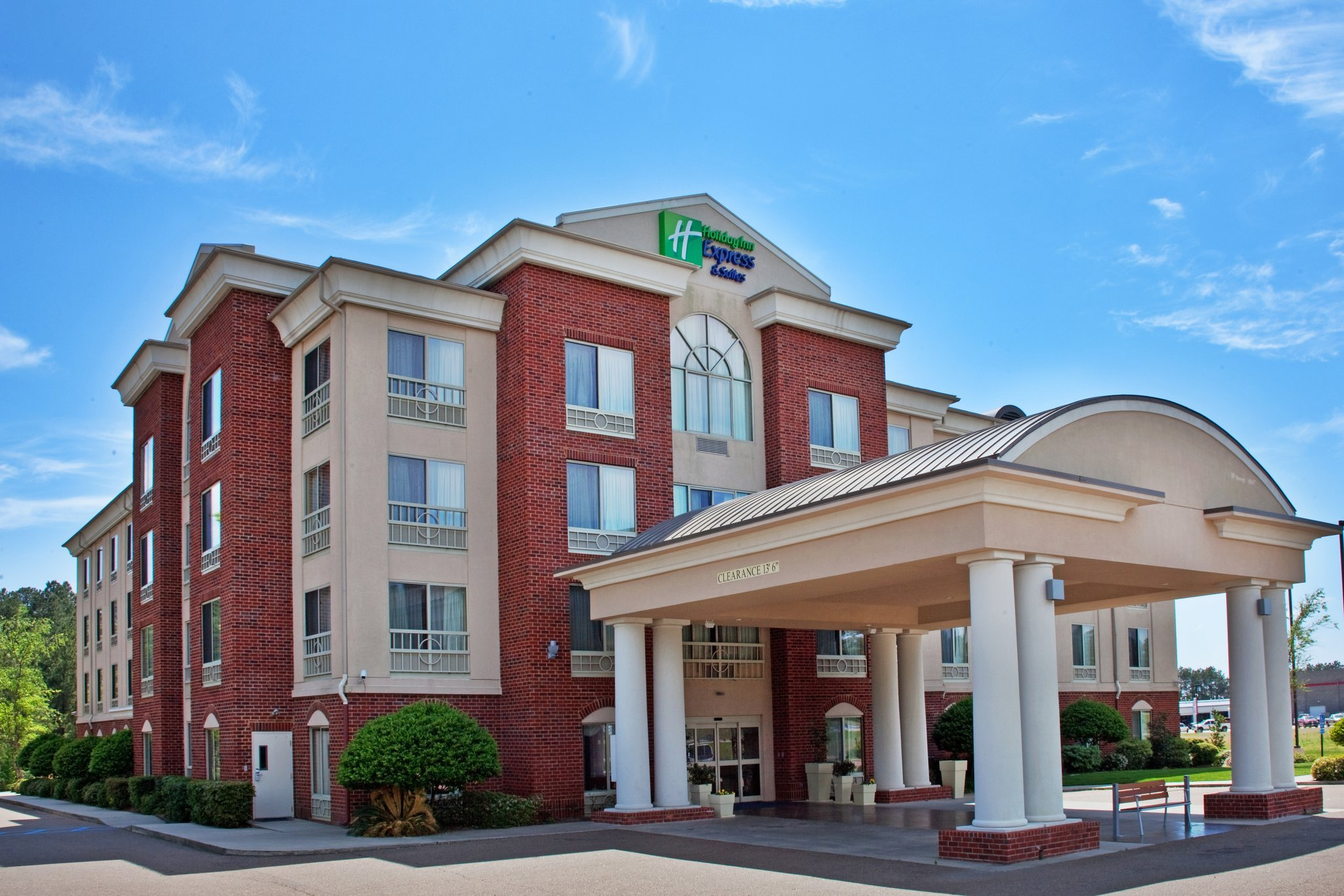 Holiday Inn Express Hotel & Suites West Monroe