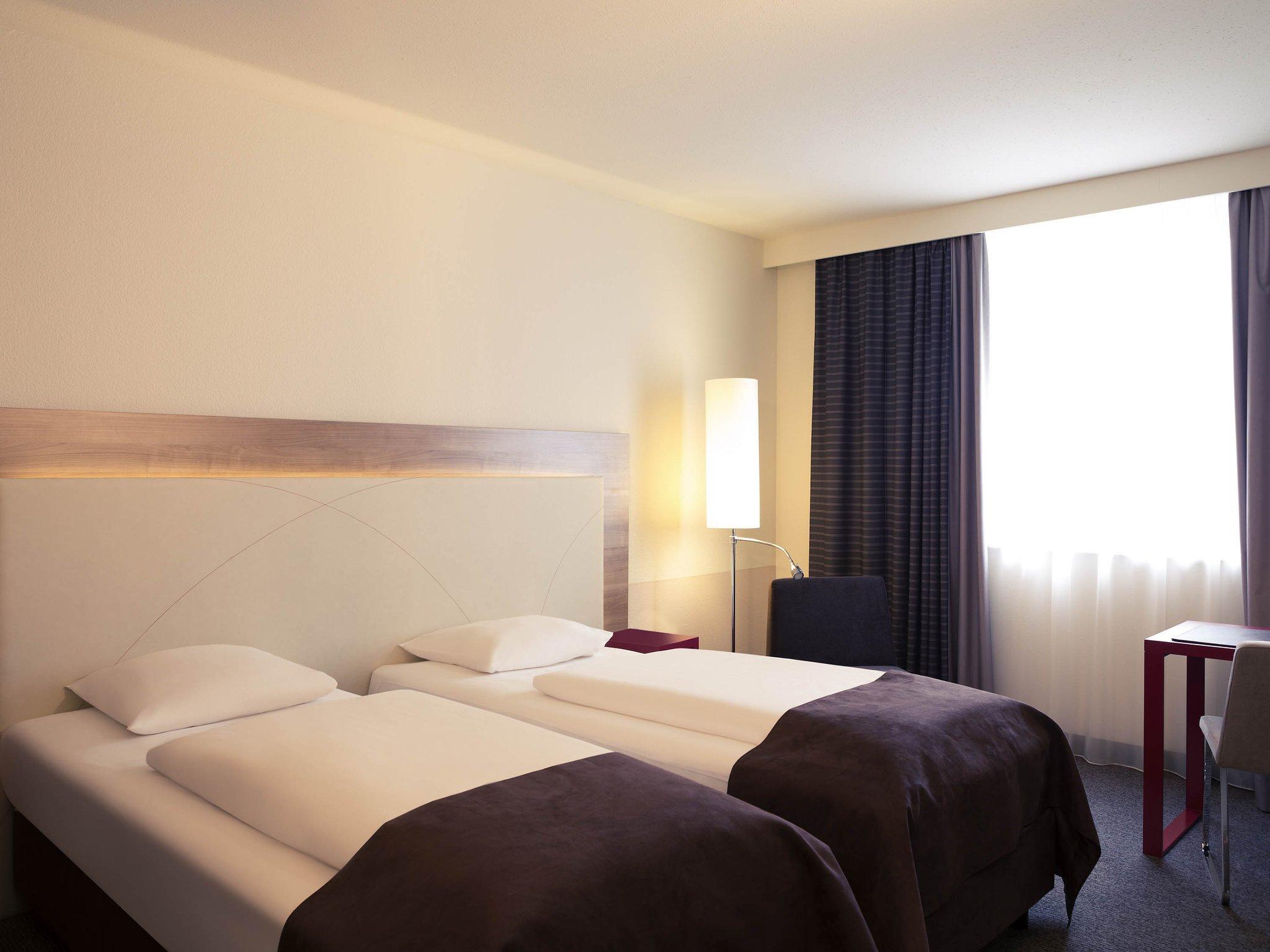 美居斯圖加特機場展覽會酒店