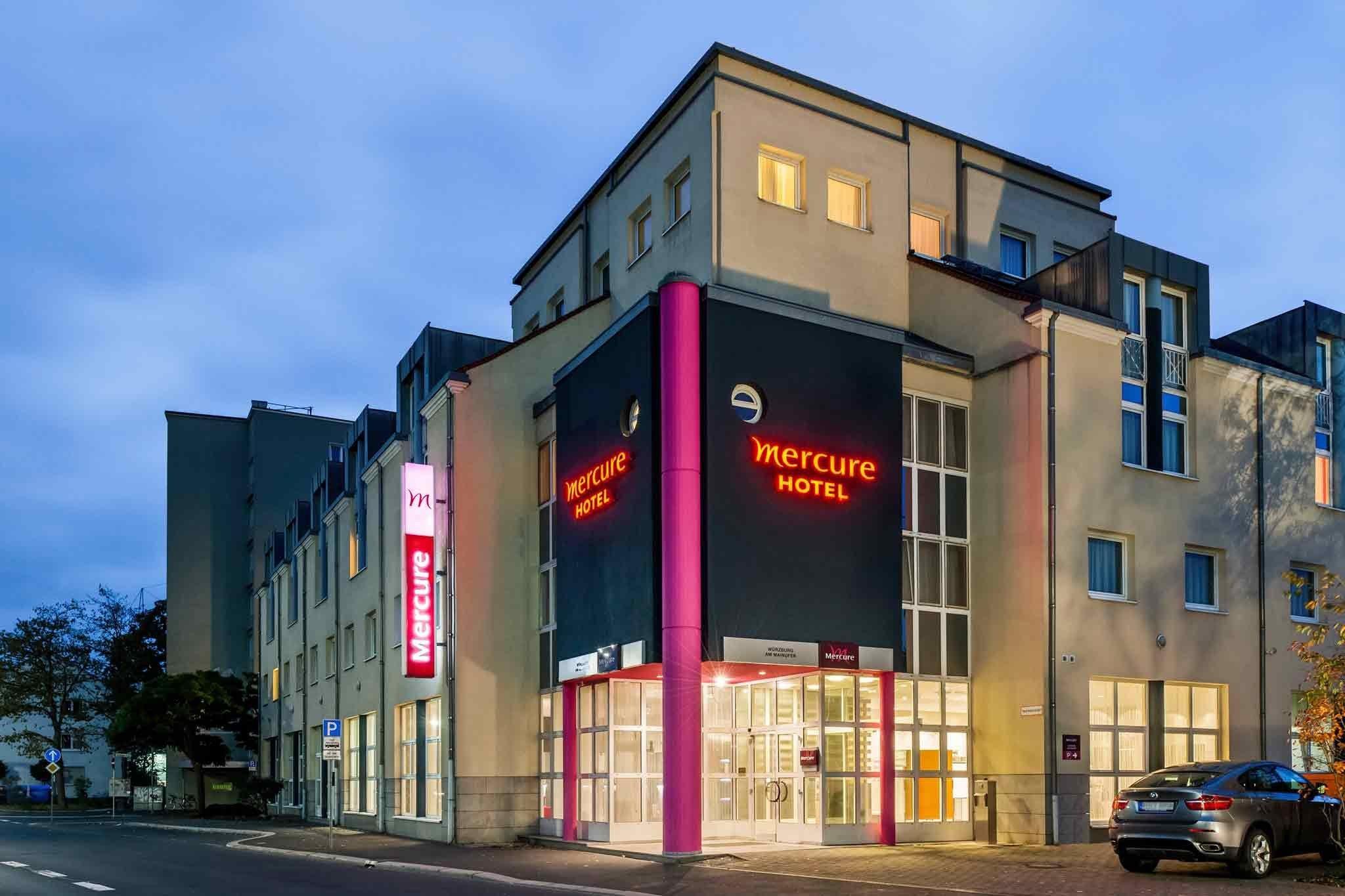 メルキュール ホテル ヴュルツブルグ アム マインウファー