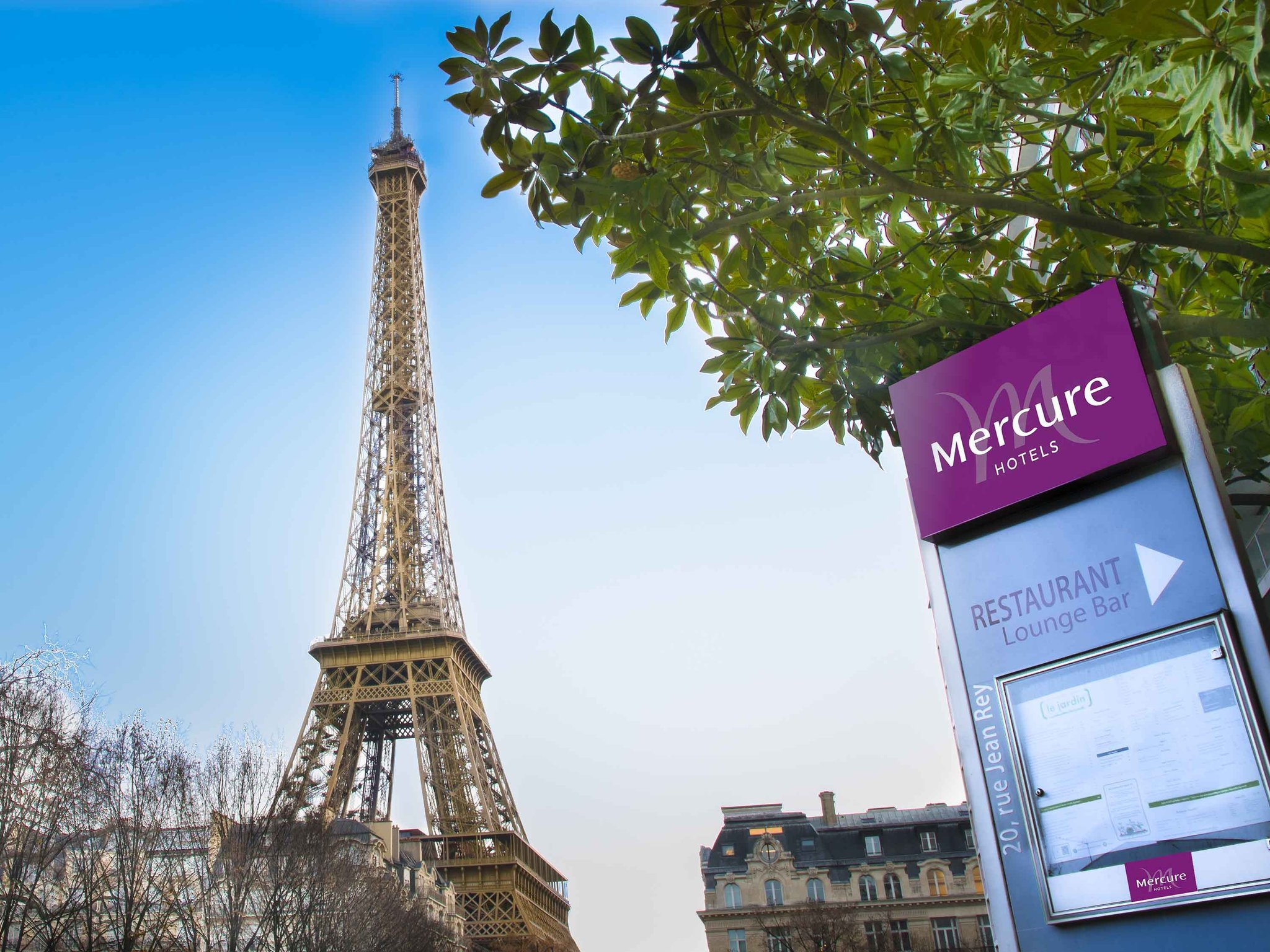 Mercure Paris Centre Tour Eiffel Updated 2017 Hotel